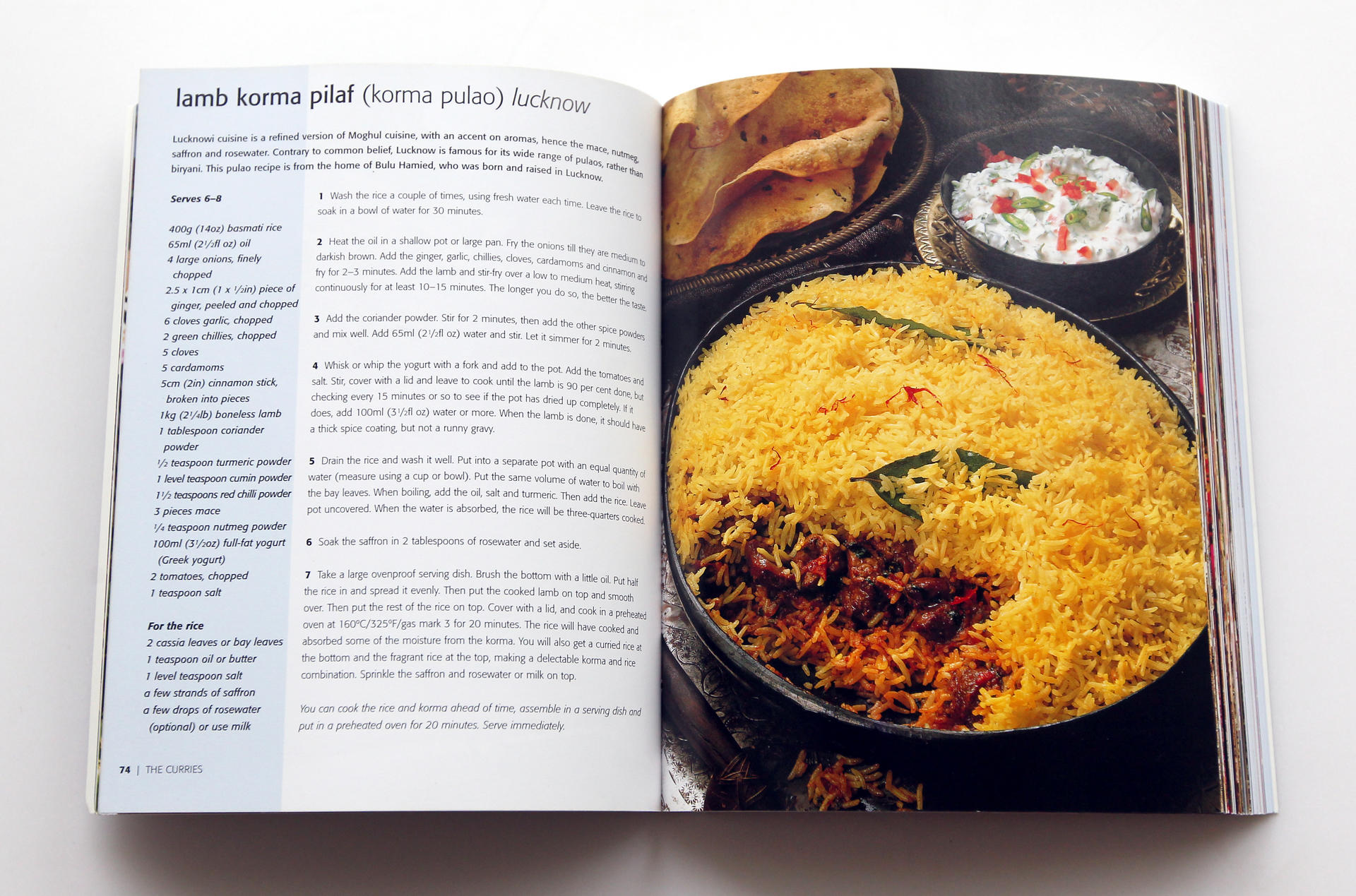 e1b99b09e03 Book  50 Great Curries of India