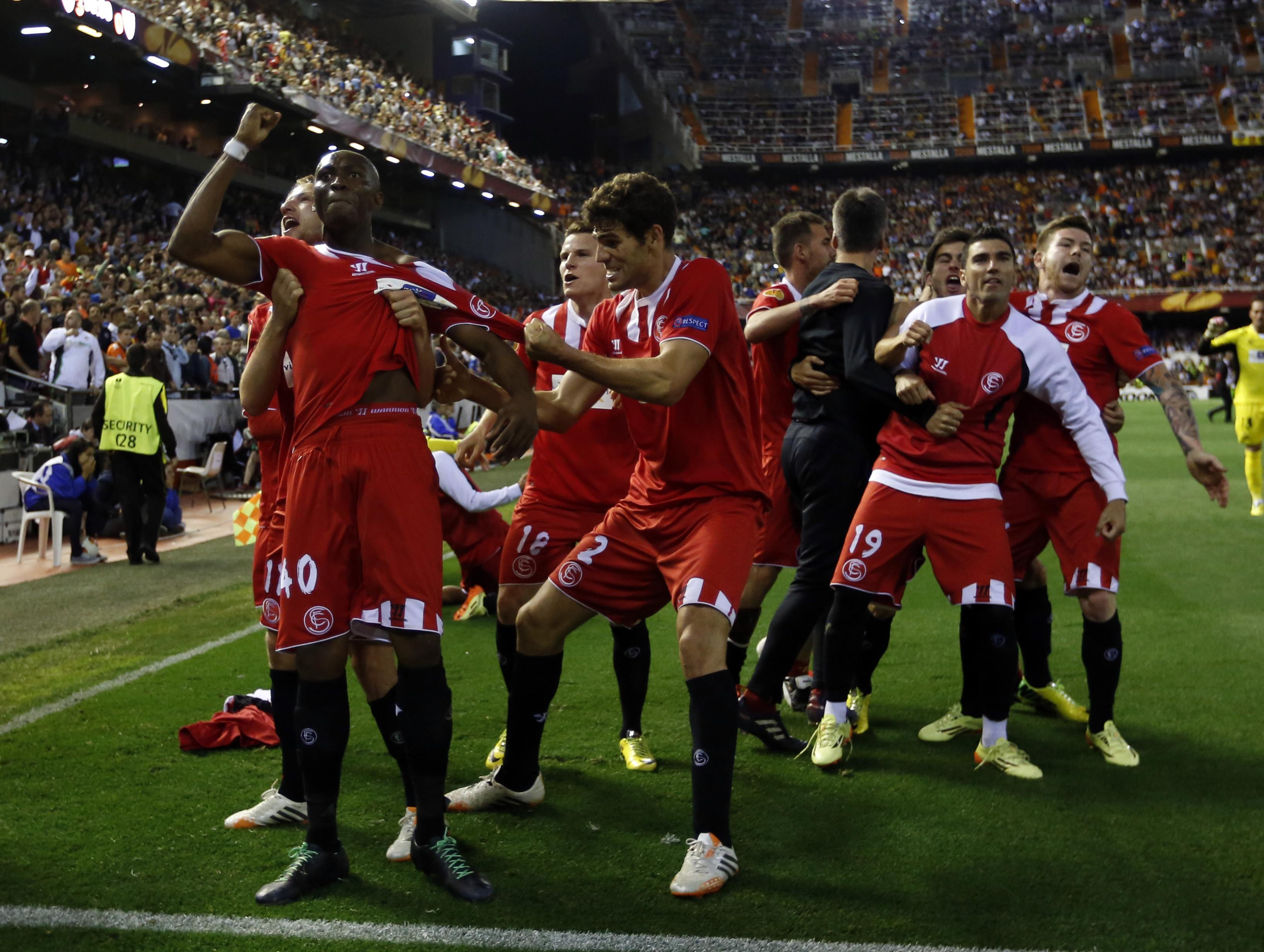 0520f3b62 Benfica and Sevilla to contest Europa League final