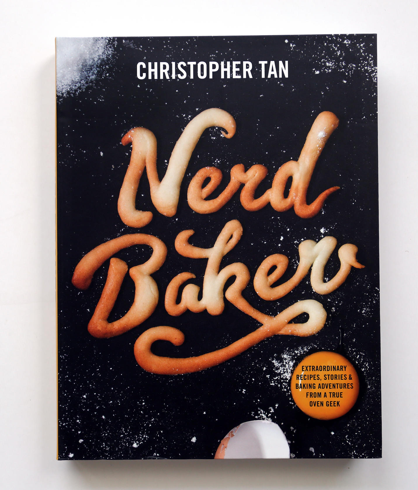 Foodbook: Nerd Baker, by Christopher Tan, celebrates the