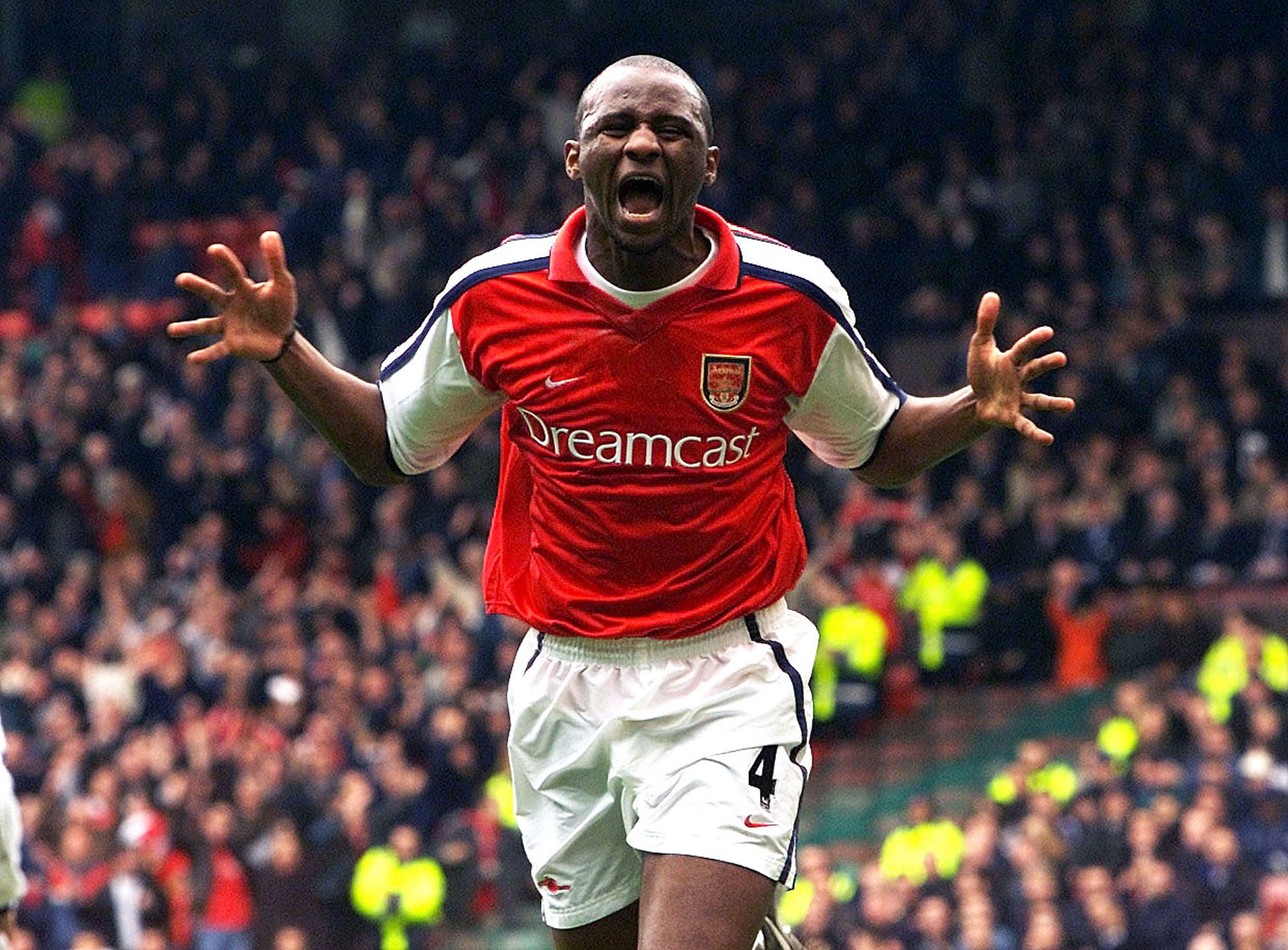 Patrick Vieira swaps Manchester for New York as he becomes new ...