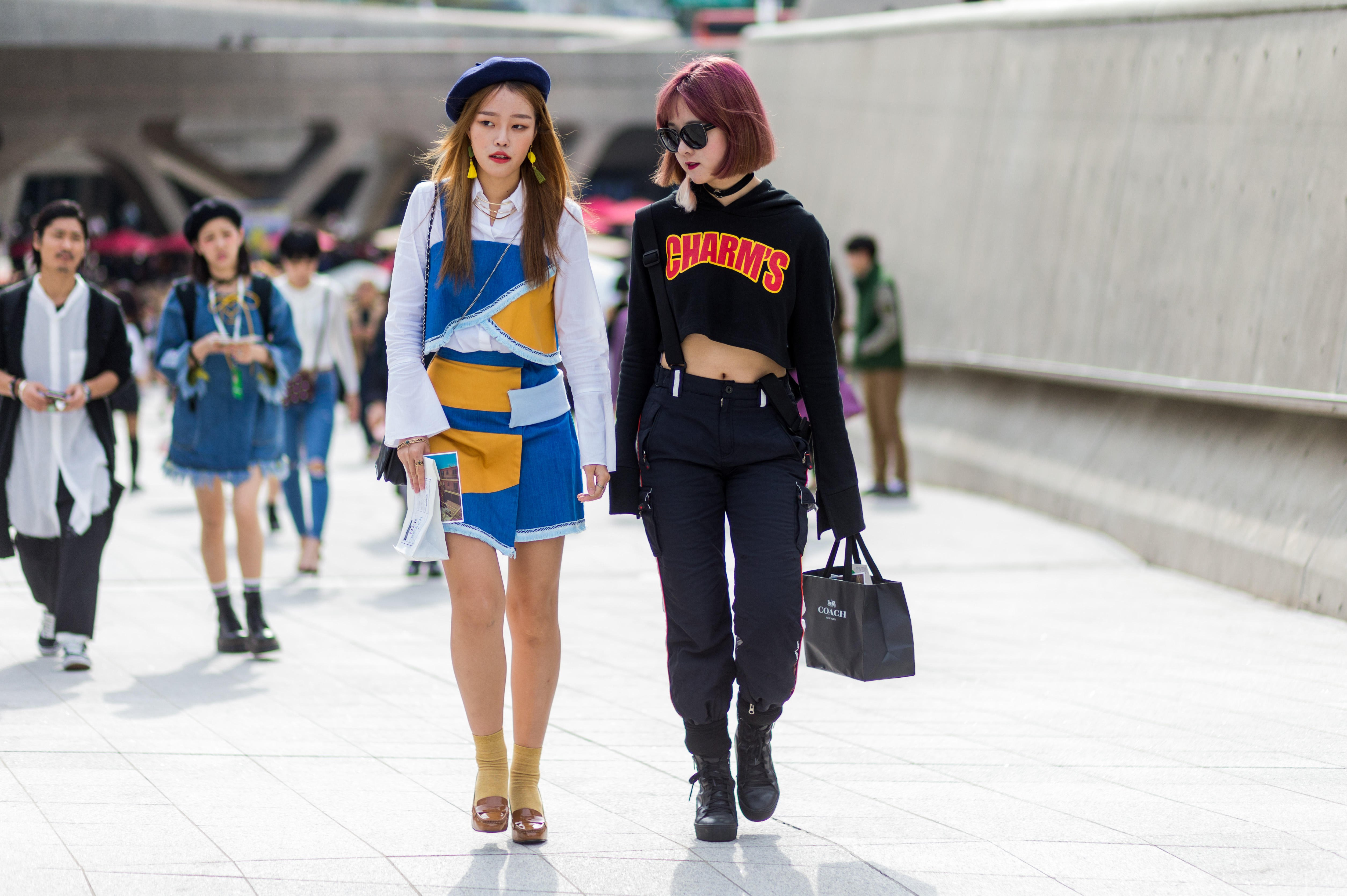 Korean streetwear takes the global fashion scene by storm  South