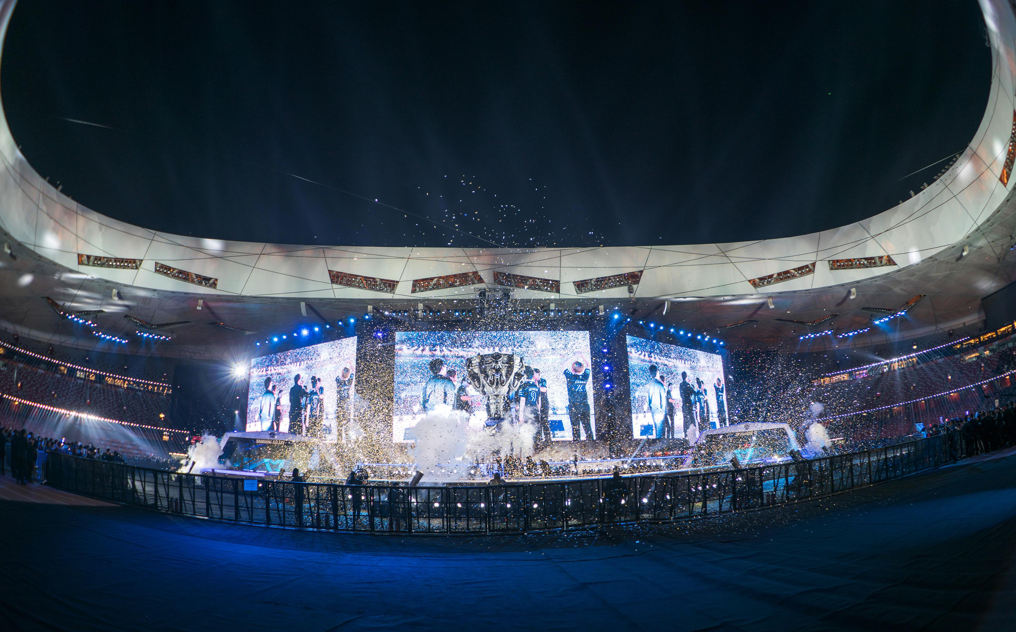 League of Legends World Championship returns to China in 2020