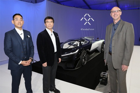 Electric Carmaker Faraday Future Seeks Us 40 Million For Nevada Land As Production Plans Unravel South China Morning Post