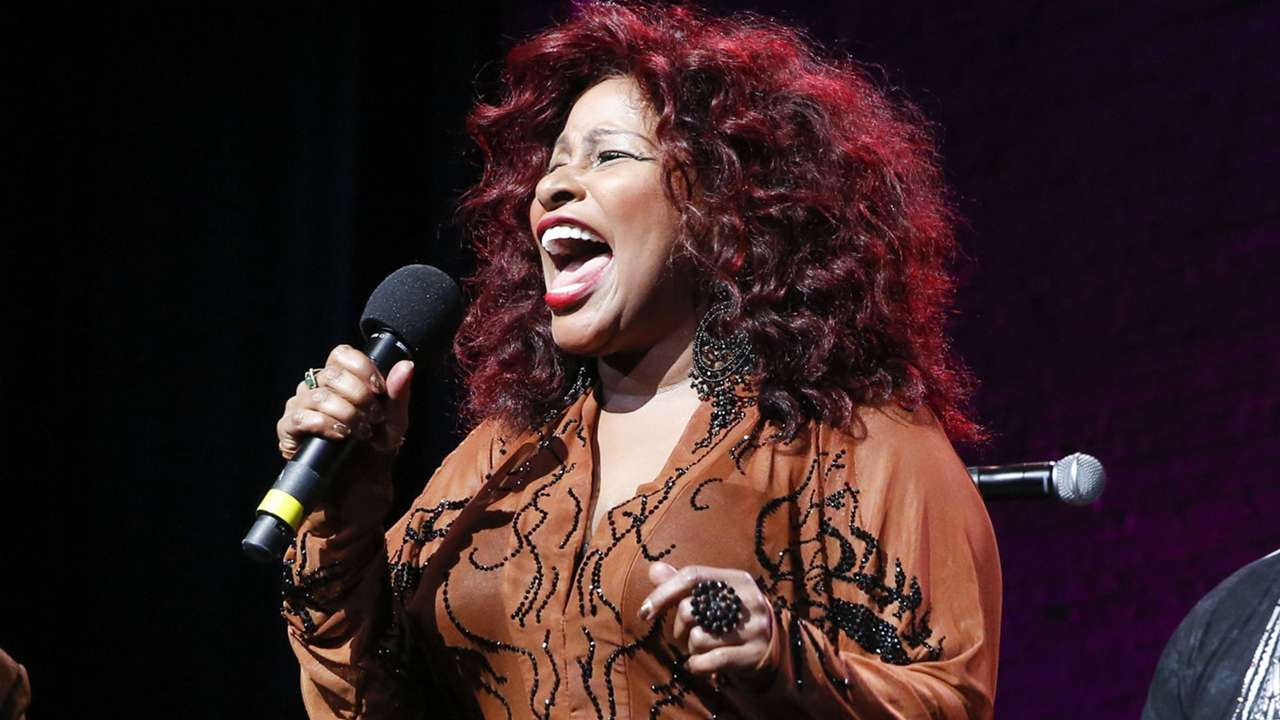 Singer Chaka Khan Enters Rehab To Fight Addiction To