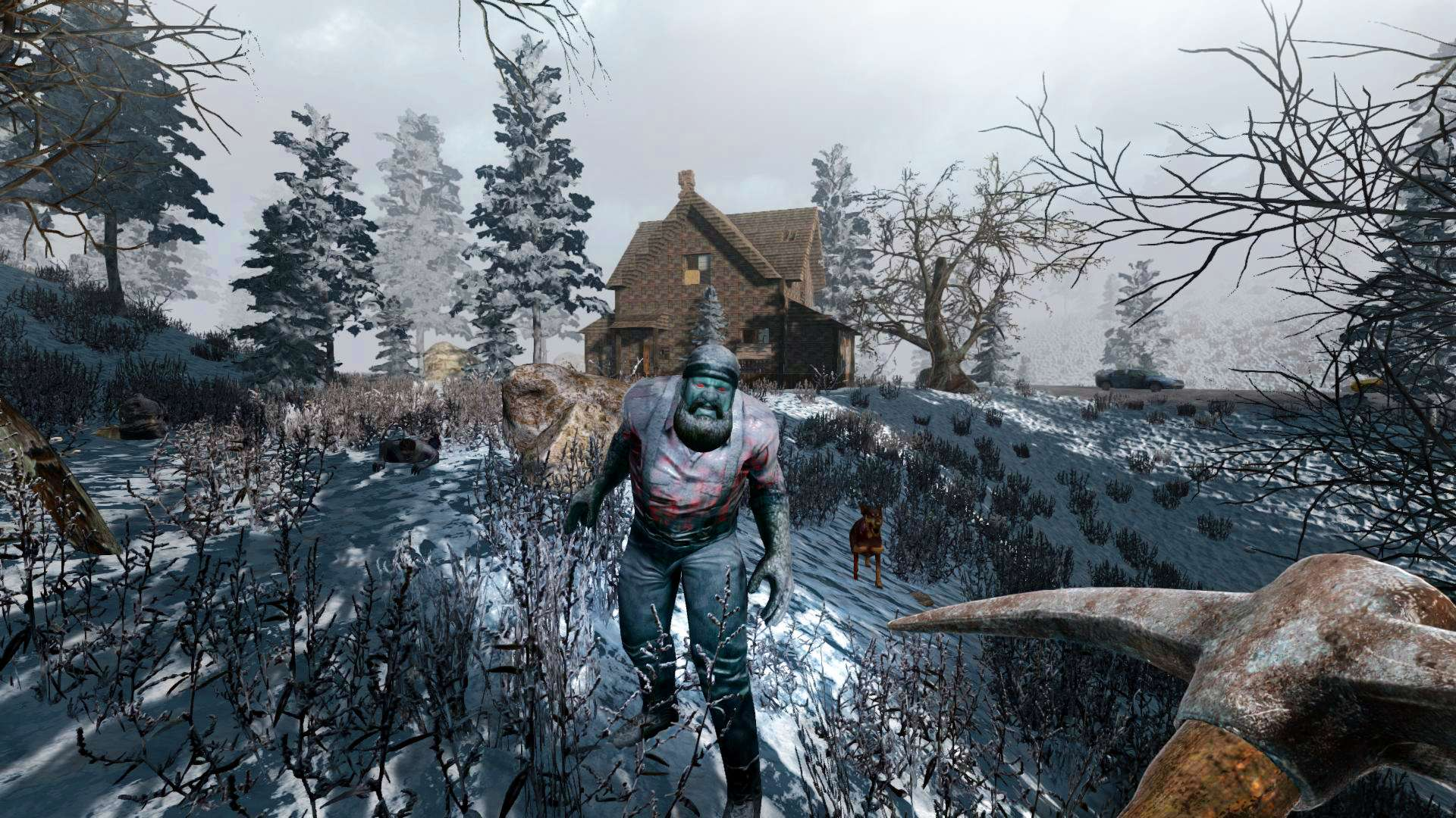 Map 7 Days To Die.Game Review 7 Days To Die Is A Disappointing Survival Game That