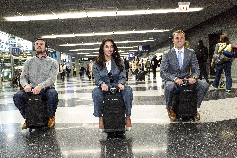 e80c44e362d Hyatt Regency returns to Xian  ride-on suitcases for grown-ups coming soon