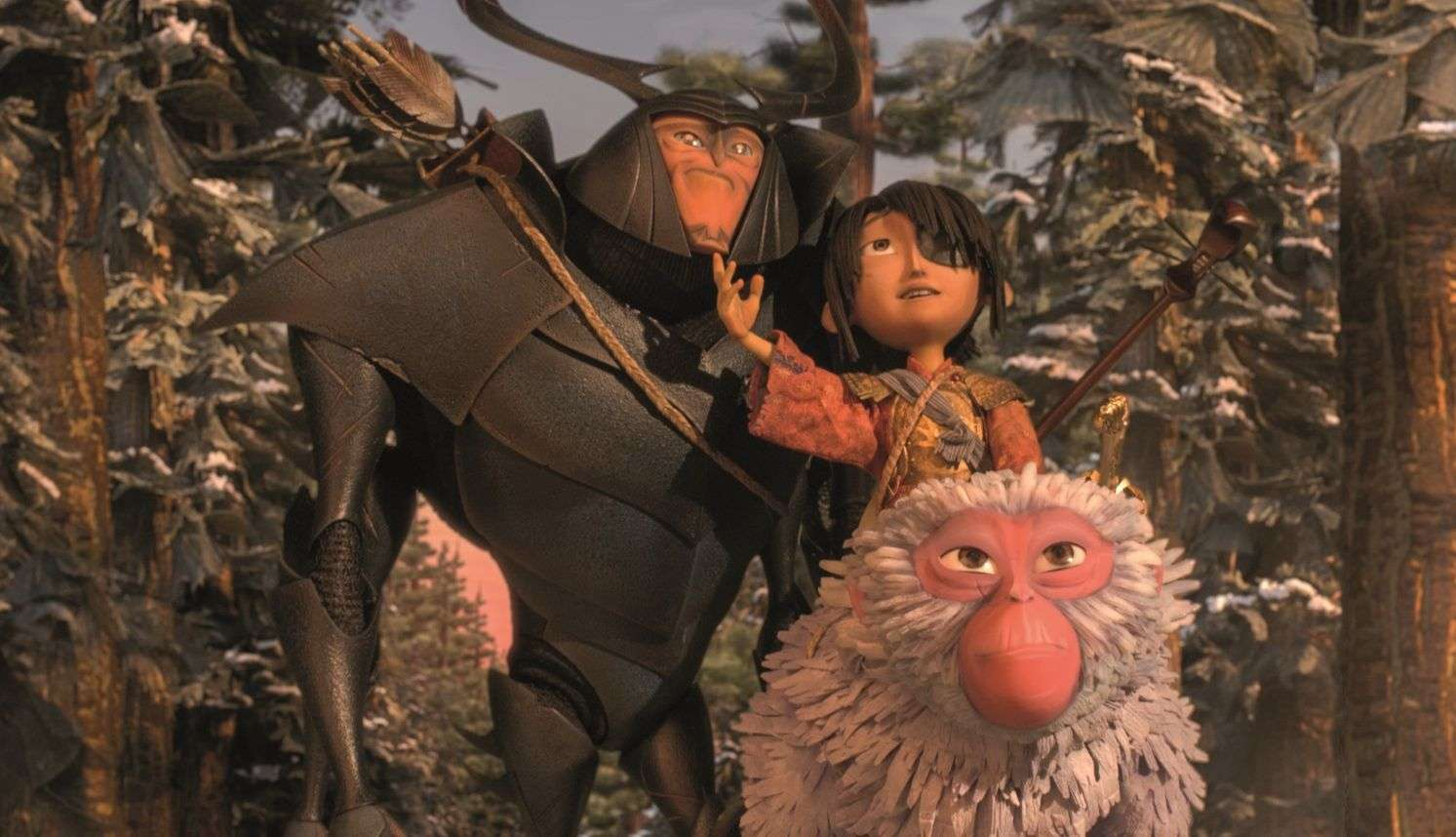 Film Review Kubo And The Two Strings Is Stop Motion Magic