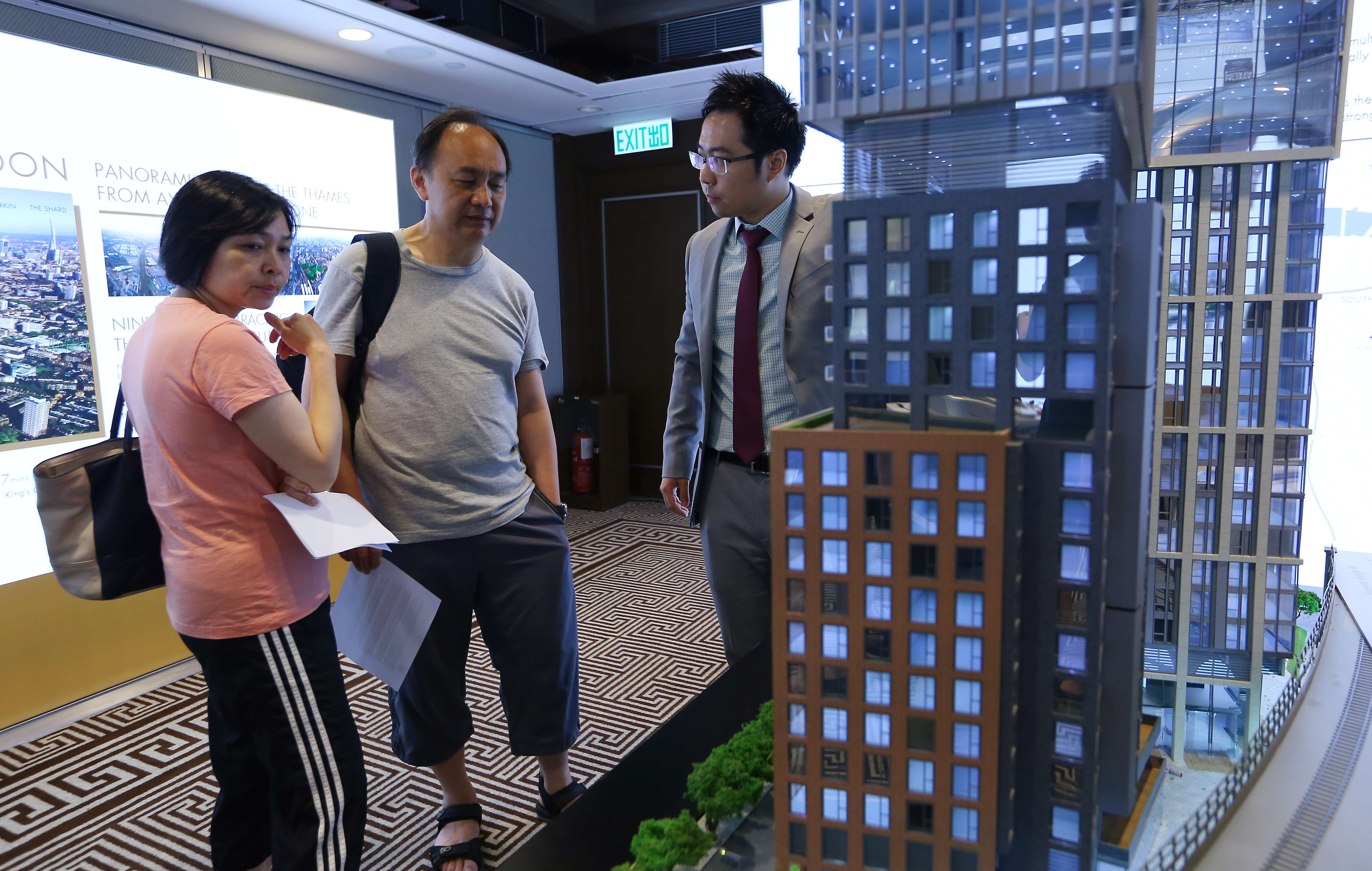 London housing probe: Hong Kong investors have cause for concern, as