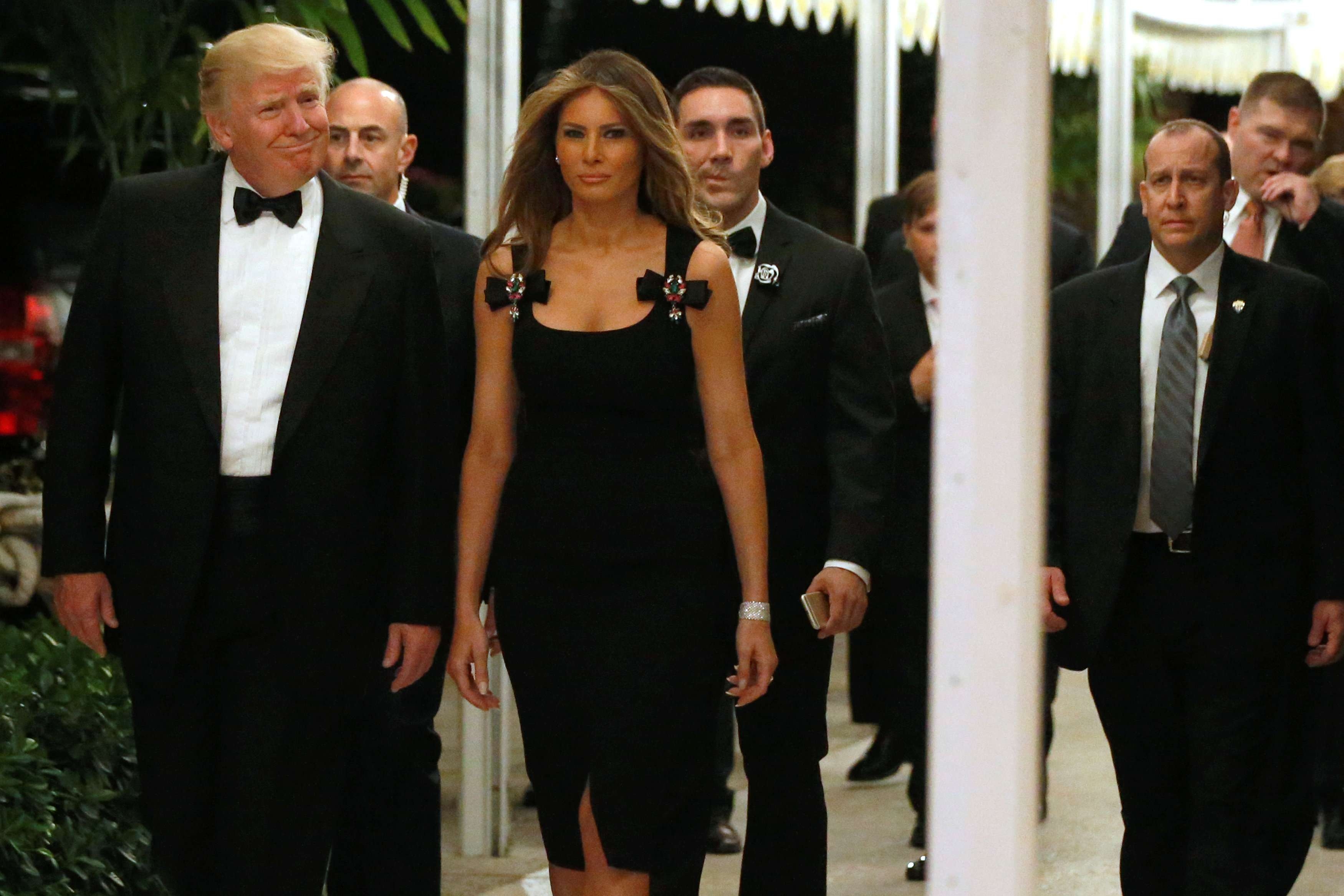Why The Fashion Designers Refusing To Dress Melania Trump Are Surely American Patriots South China Morning Post