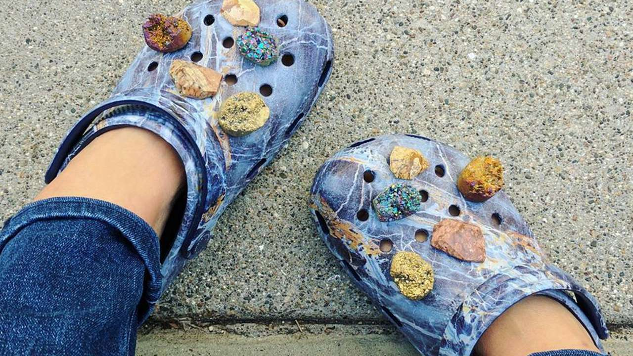Did Crocs just get a high-fashion makeover courtesy of