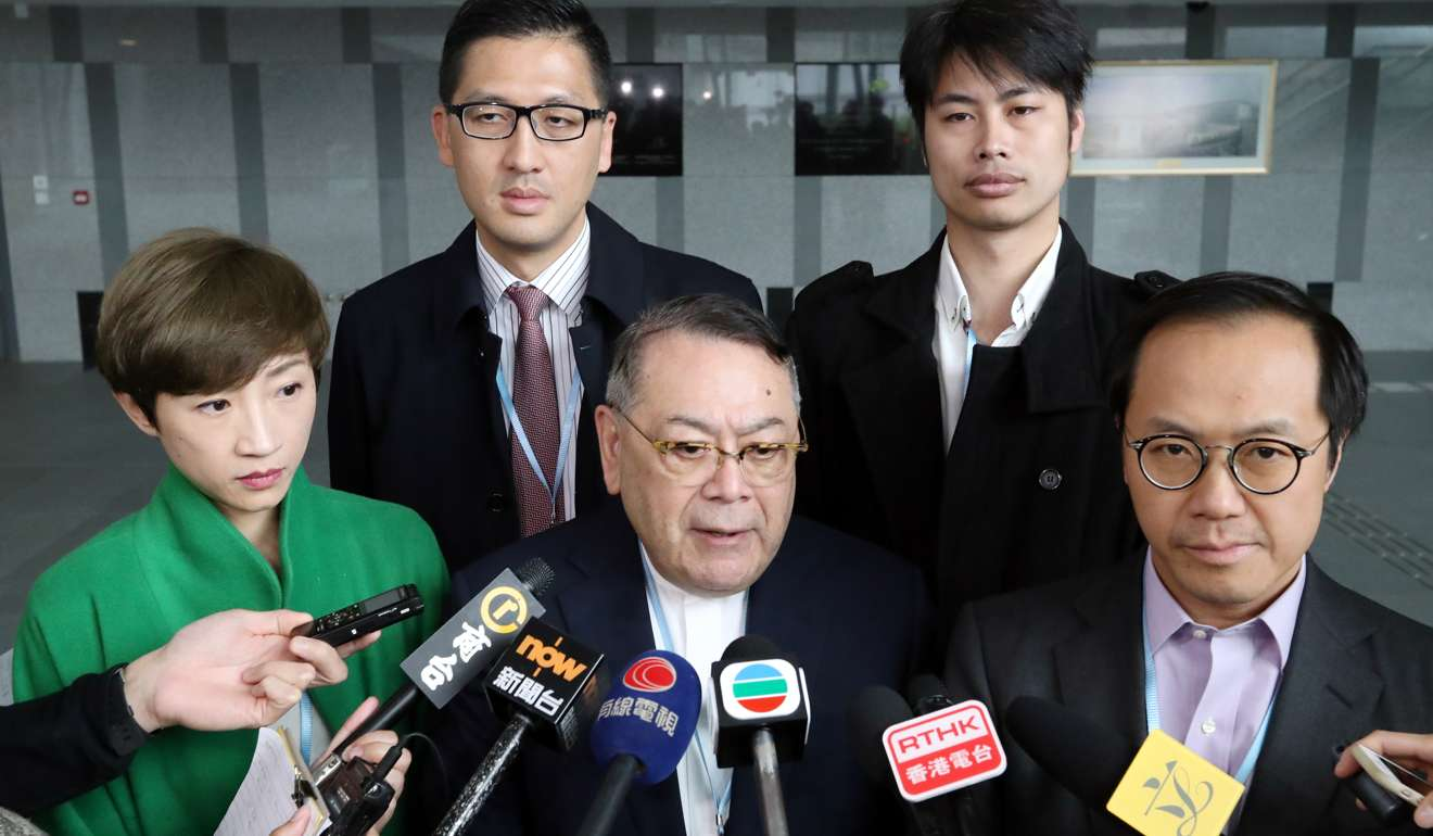 legco panel cautiously backs new air traffic system in follow up clockwise from left lawmakers tanya