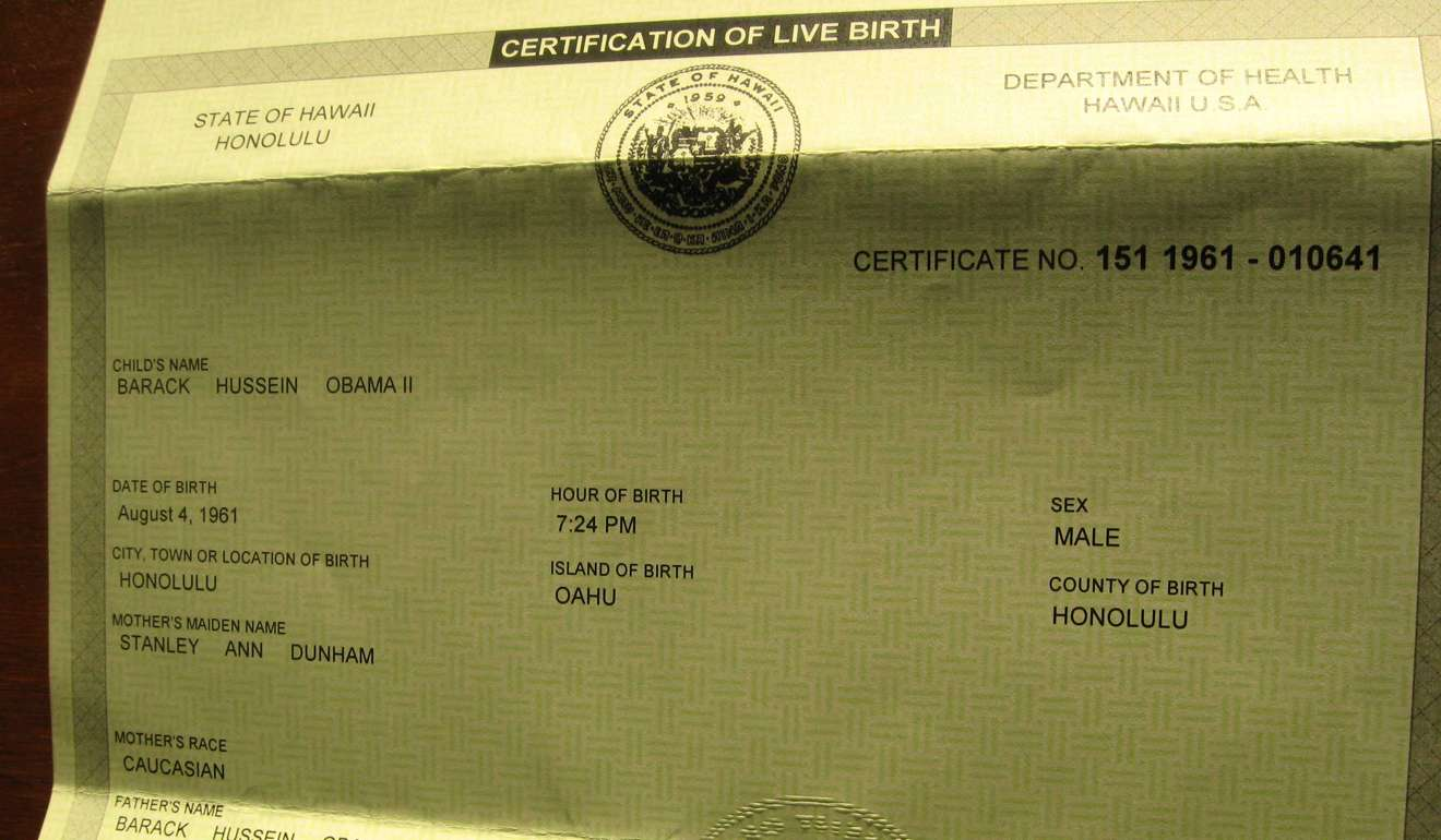 Obama birth certificate fake snopes choice image for Fake ase certificate template