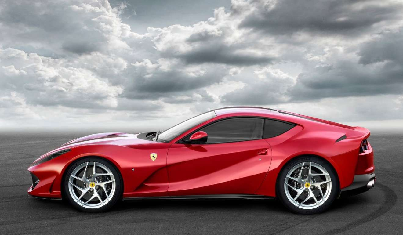 Ferrariu0027s 812 Superfast. Photo: Ferrari