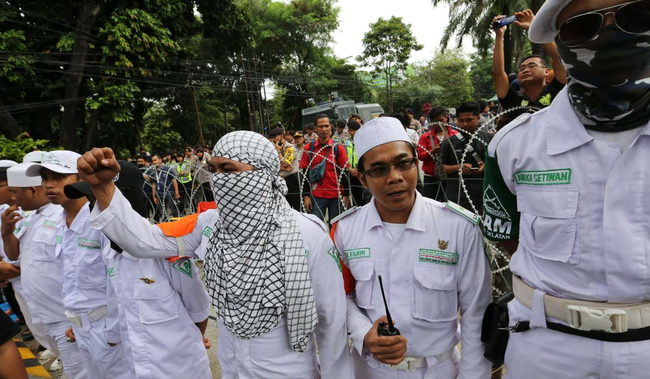 After poll defeat, Jakarta's Christian governor may escape jail