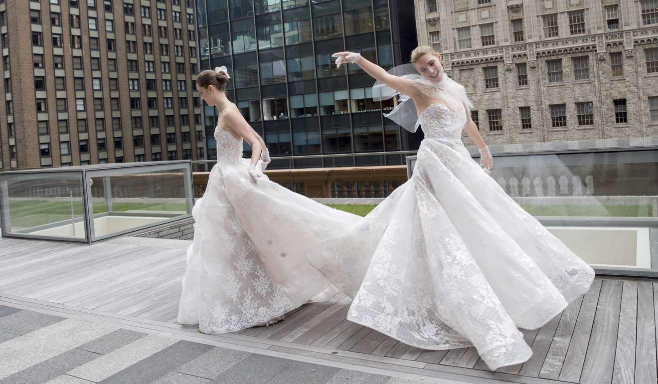 Bridal Fashion Week NY highlights classic looks that give traditional  wedding a touch of luxury  e8a5da4e023e