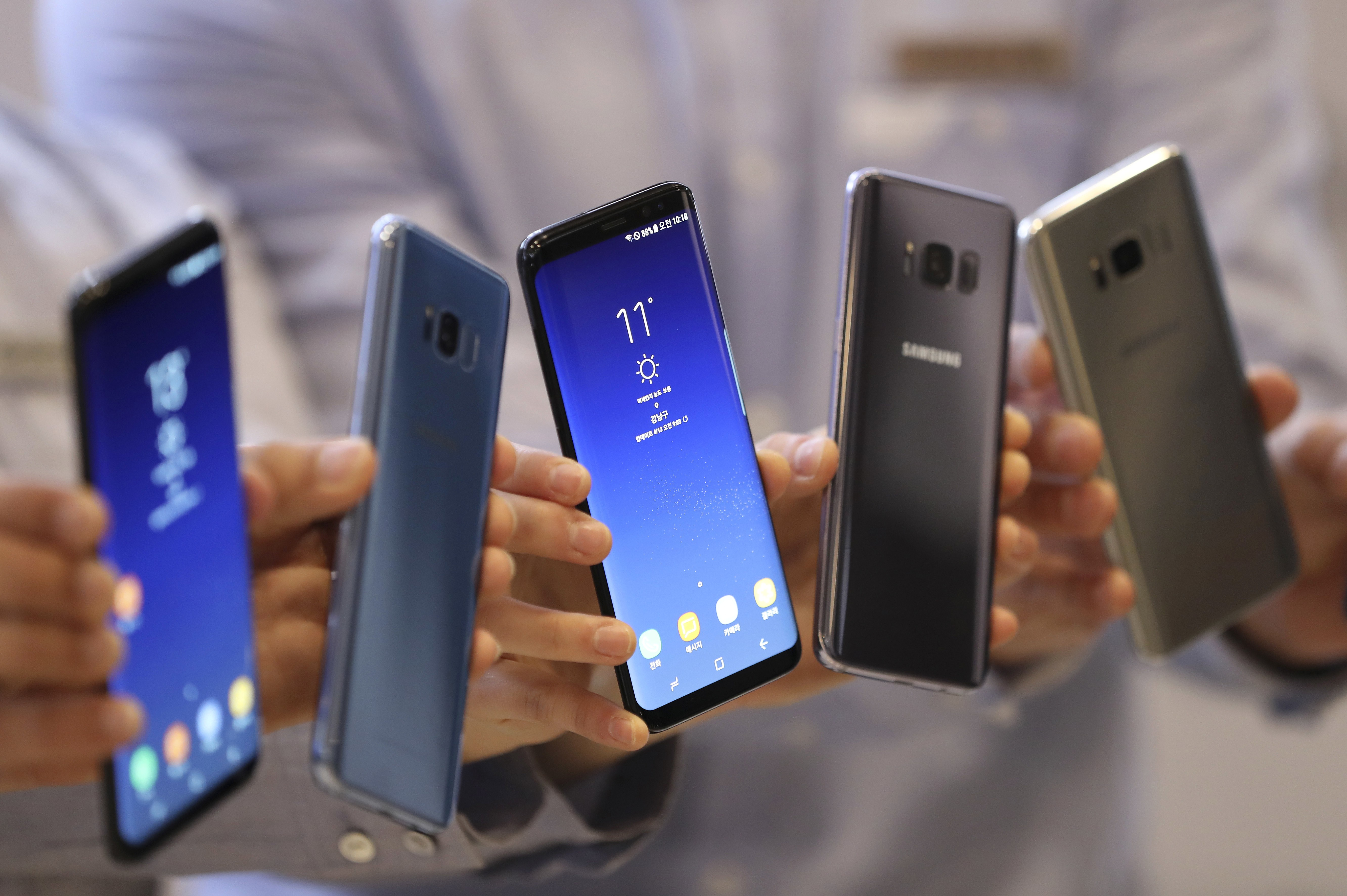 Samsung Galaxy S8 full review: at HK$5,698 it's pricey but there's a