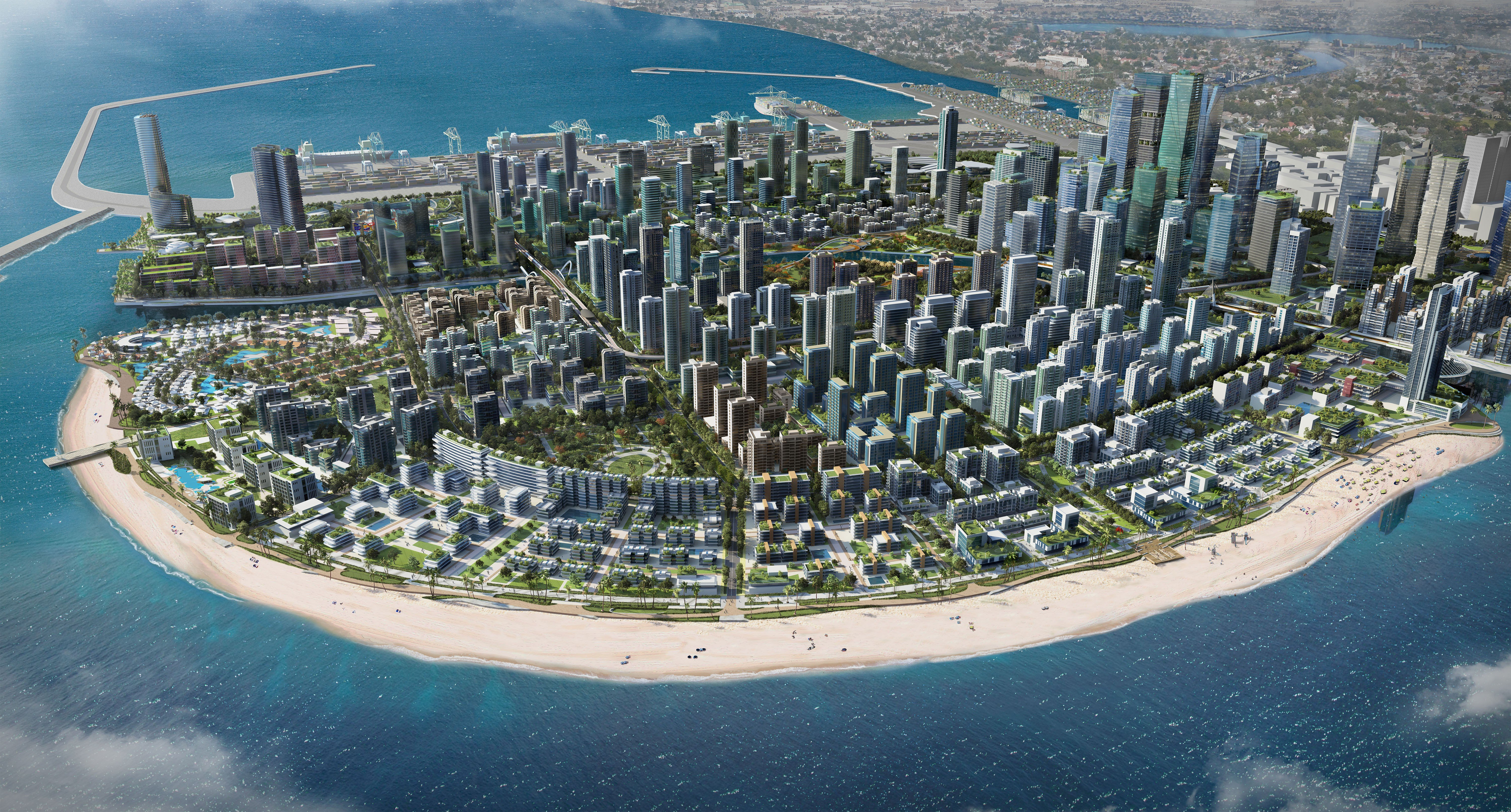 China to build Colombo CBD under 'Belt and Road Initiative ...