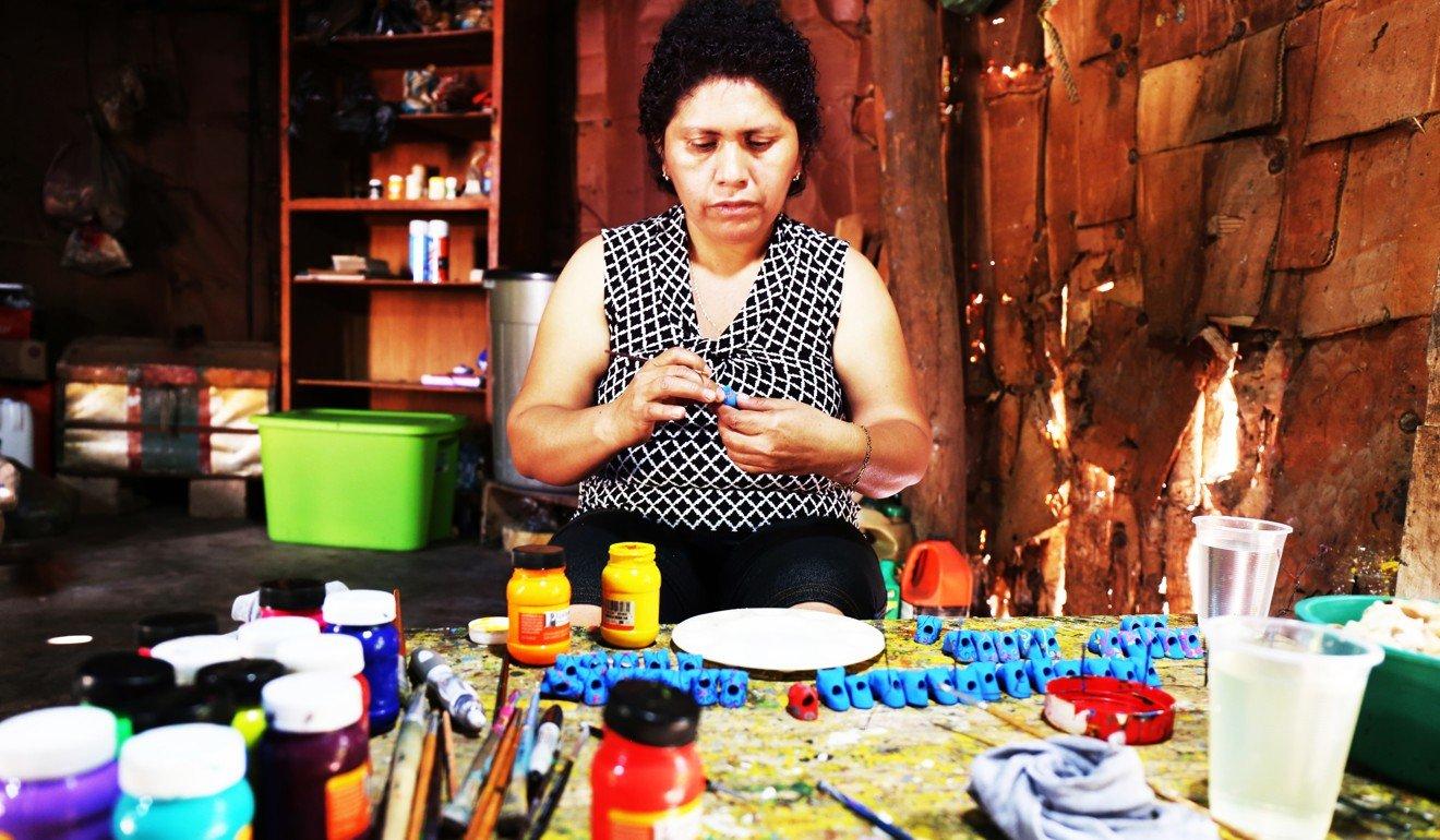 Mexicaba treasure tote from Christian Louboutin celebrates