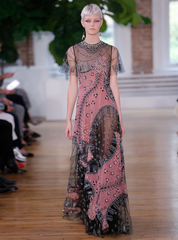 2018 callecion for dress