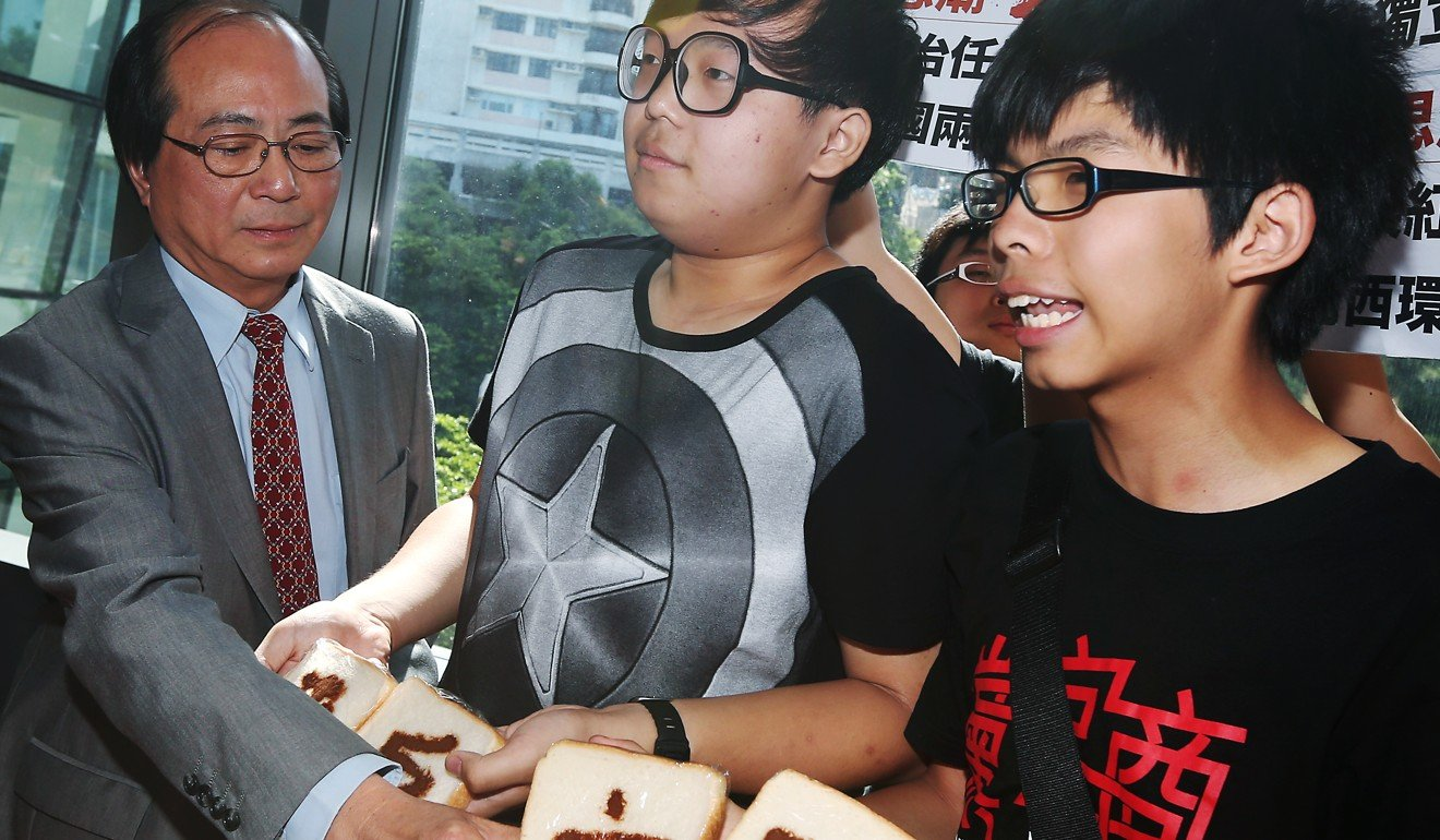 Ten things we learned about Joshua Wong from the Netflix documentary  Joshua: Teenager vs. Superpower | South China Morning Post