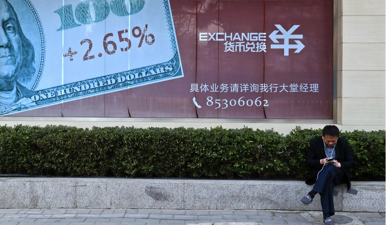 Why Are Middle Class Chinese Moving Their Money Abroad This Week Wiring To China Beijing Allows Citizens Purchase Up Us50000 In Foreign Currency Each Year For Uses Such As Overseas Holidays And Studying Photo Ap