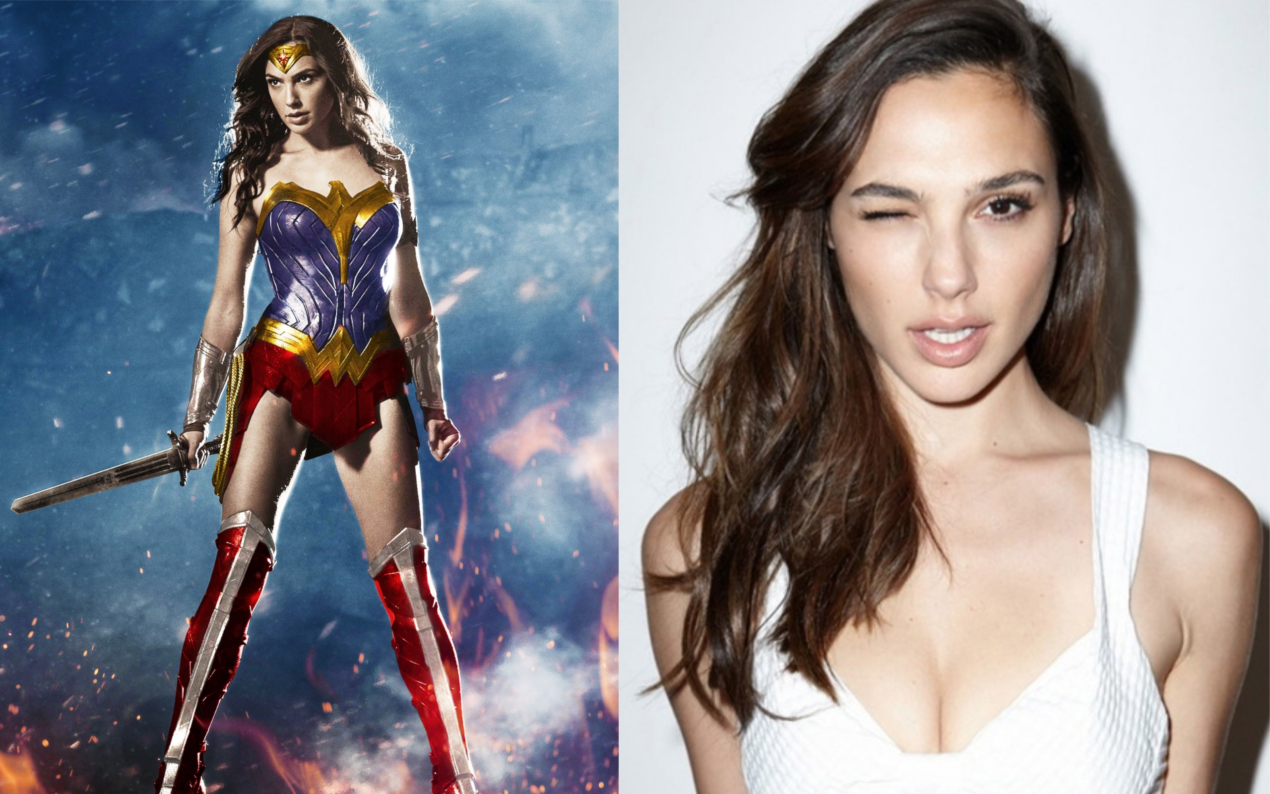 Who Is Gal Gadot Six Things You Didn T Know About Wonder Woman