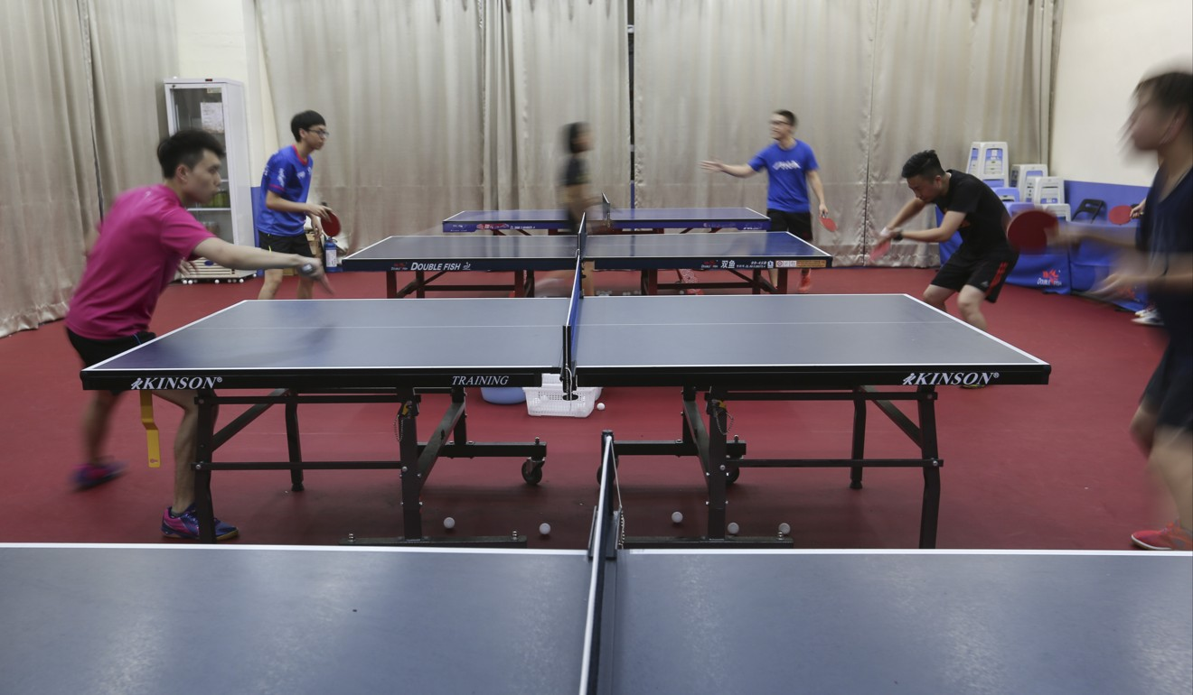 Extreme Ping Pong Be More Flexible On Use Of Industrial Buildings South China