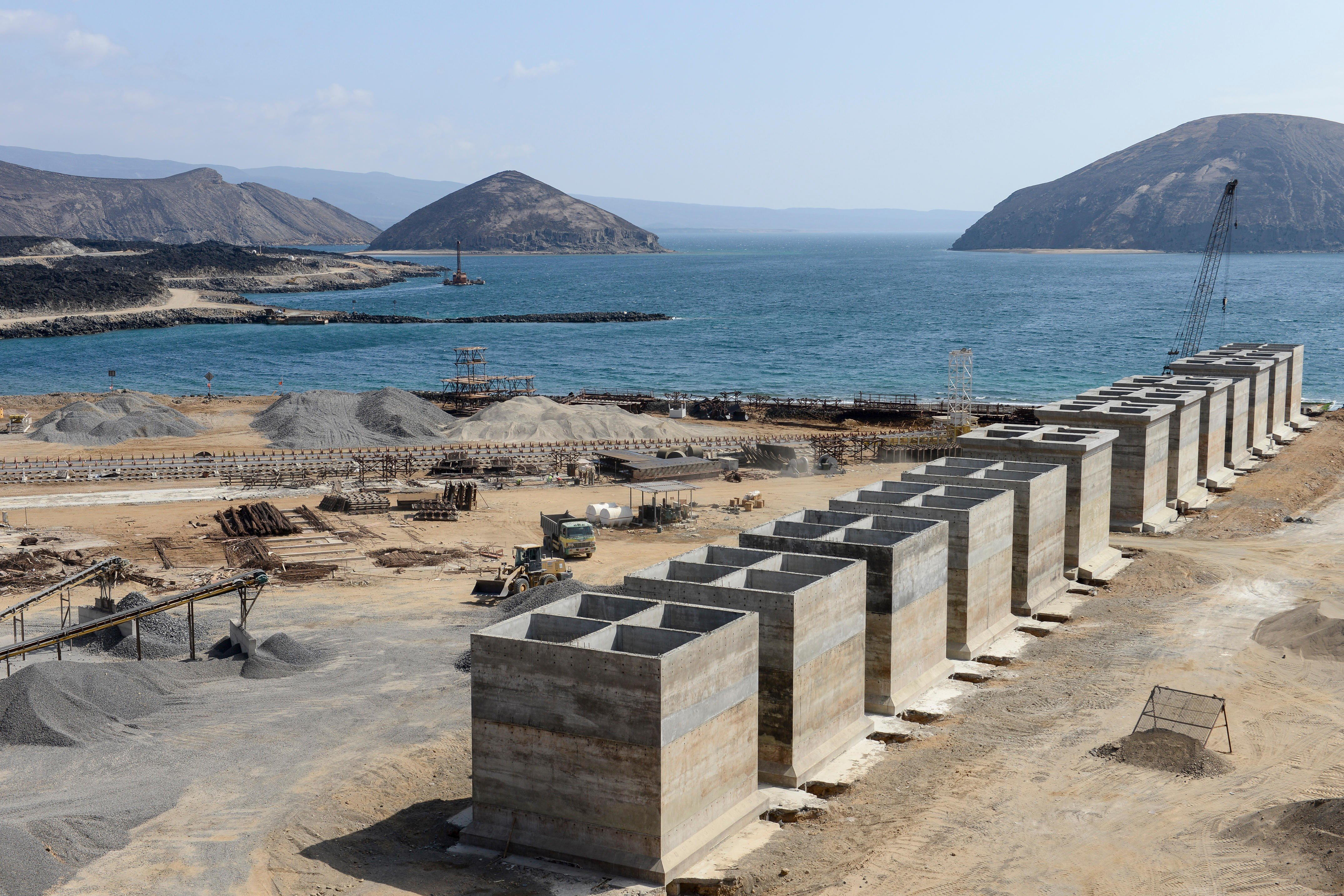 Will Djibouti, poised between a timeless past and a flashy ...