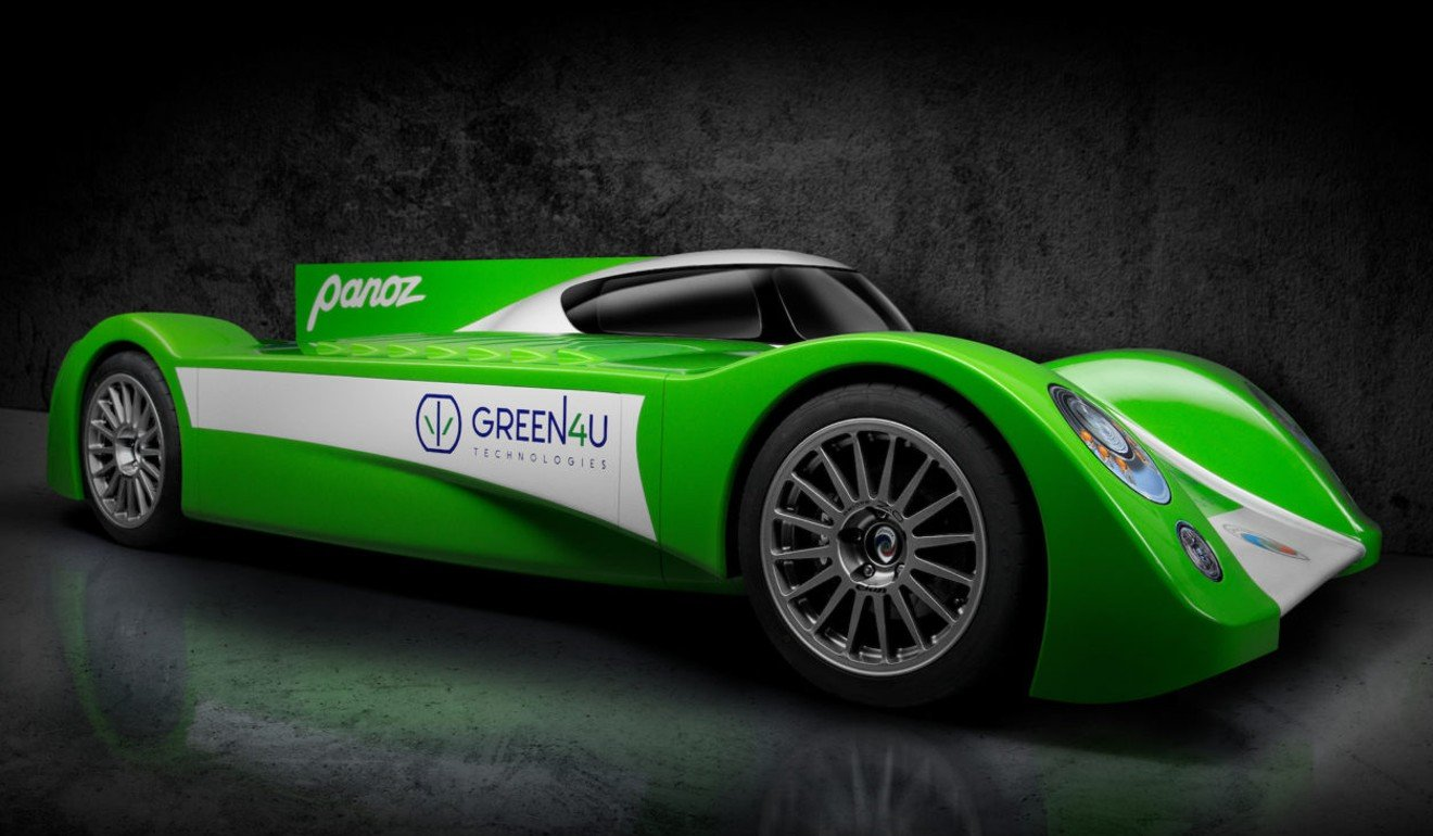 Electric Race Car Designed By Technologies Will Rival