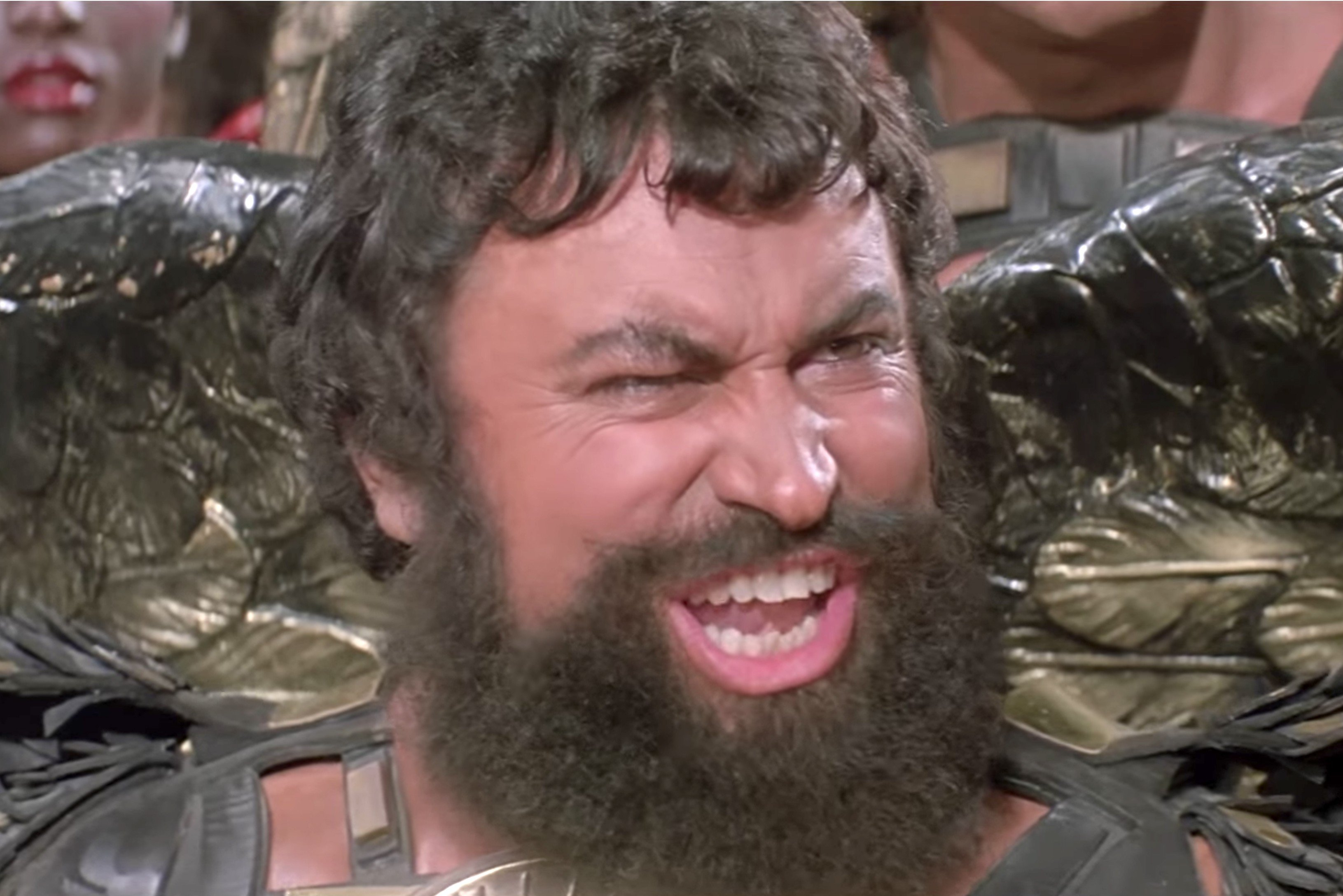 Brian Blessed (born 1936) nudes (54 photos), Sexy, Is a cute, Twitter, bra 2006