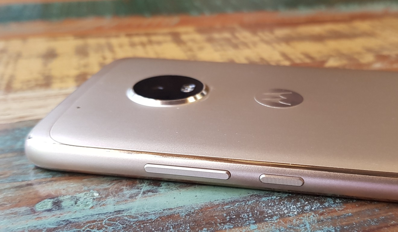 Review Moto G5 Plus Solid Super Cheap Smartphone But Dont Iphone 7 32gb Jet Black Grs International A Single Camera On The Back Shoots 12 Megapixel Photos Photo Ben Sin