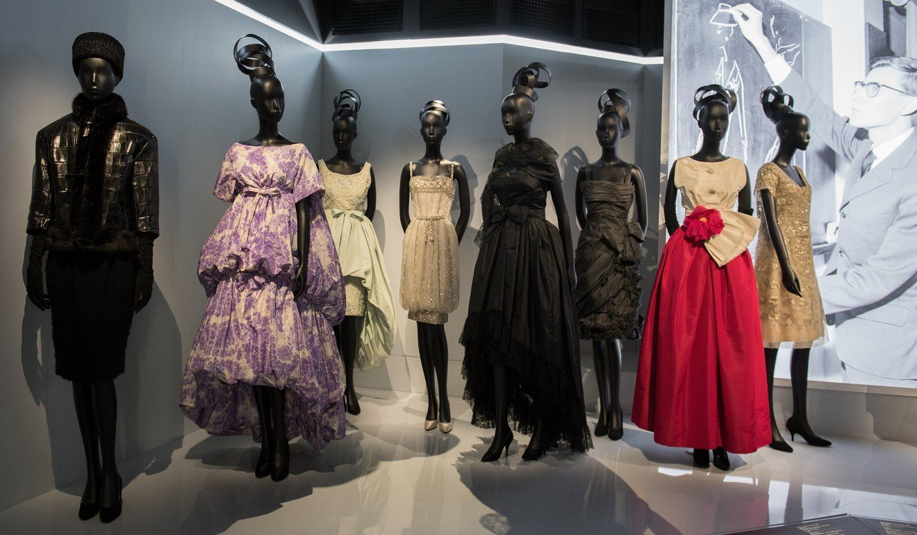 Paris exhibition celebrates Dior's 70th anniversary ...