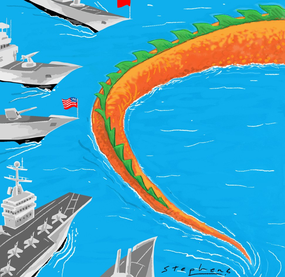 Beijing Now Calls The Shots In The South China Sea, And