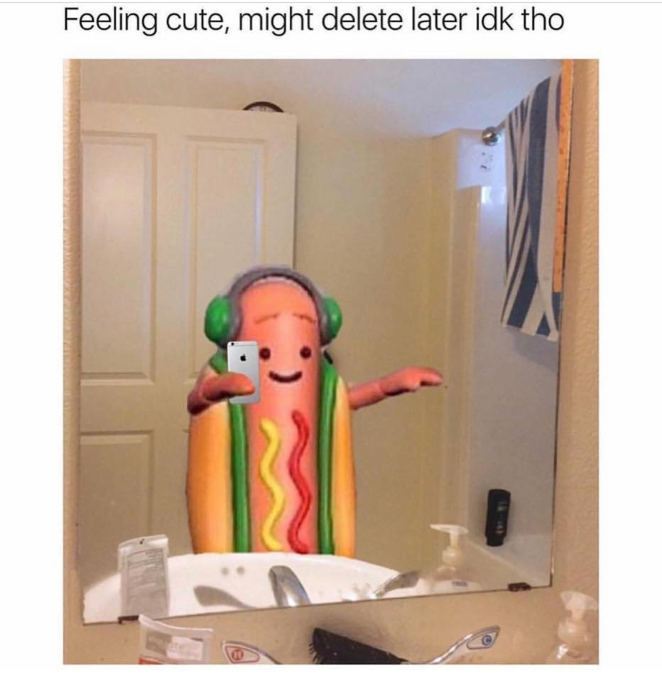 Snapchat's dancing hot dog is taking the internet by storm ...