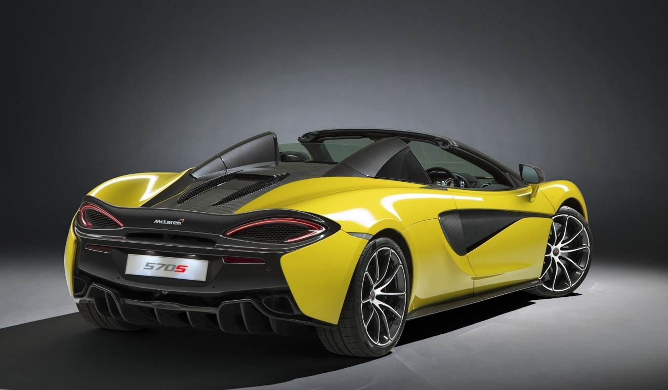 Mclaren F1 2017 Price >> McLaren's new supercar 720S now available in Hong Kong | Style Magazine | South China Morning Post