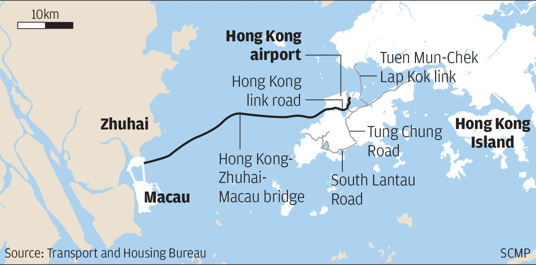 Contractors working on hong kongs mega bridge demand billions of as of may the document said the department received claims of hk28 billion for the tuen mun chek kap kok link hk26 billion for the hong kong link gumiabroncs Image collections