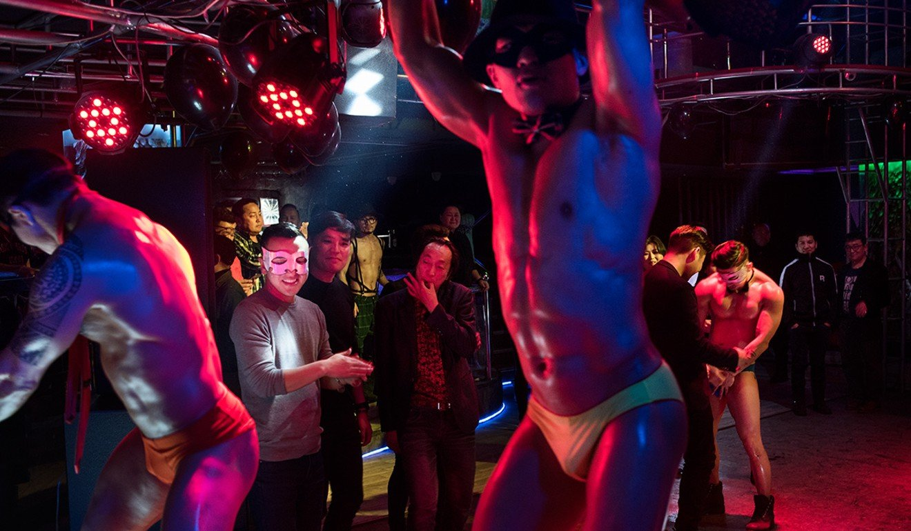 Gay private party