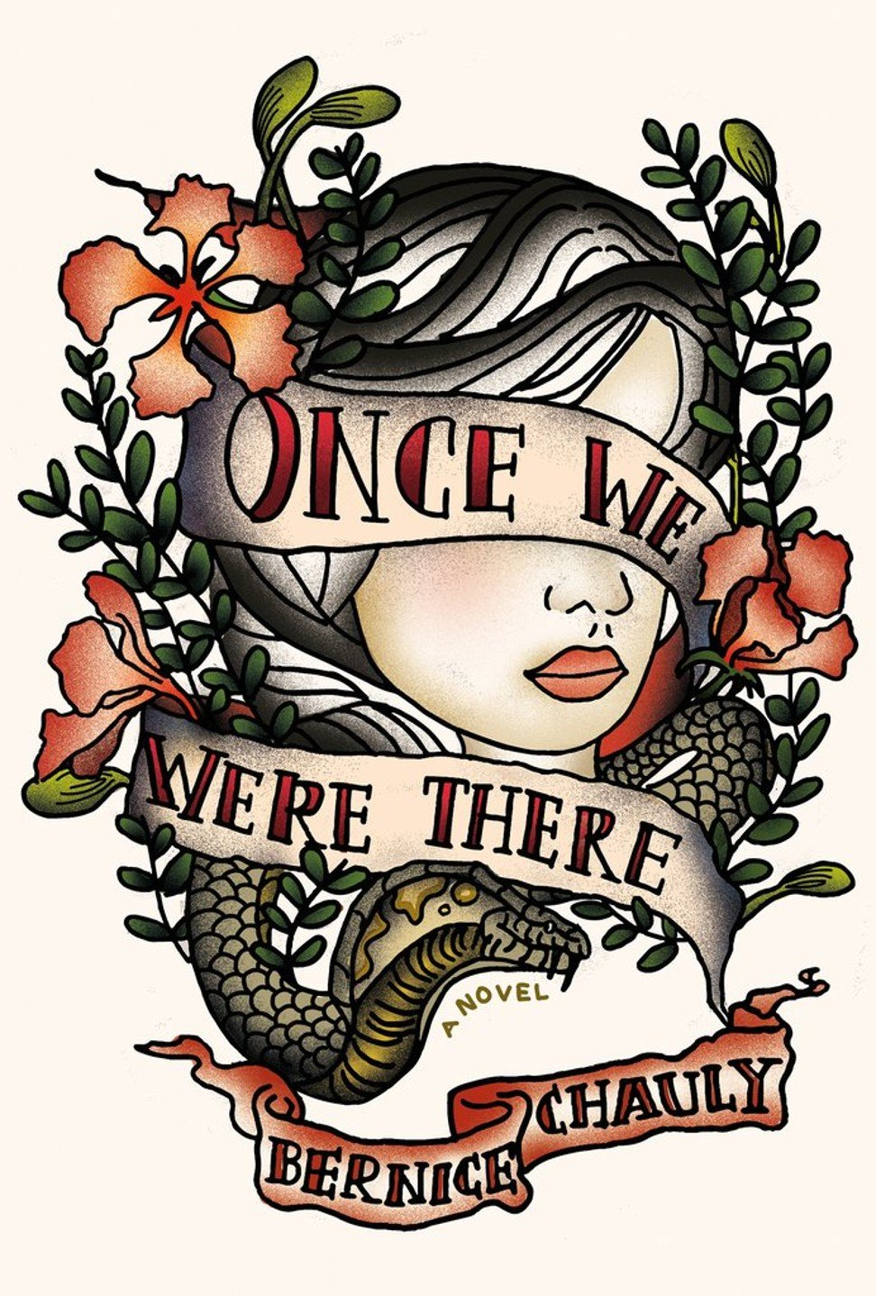 Once We Were There is Bernice Chauly's debut novel.