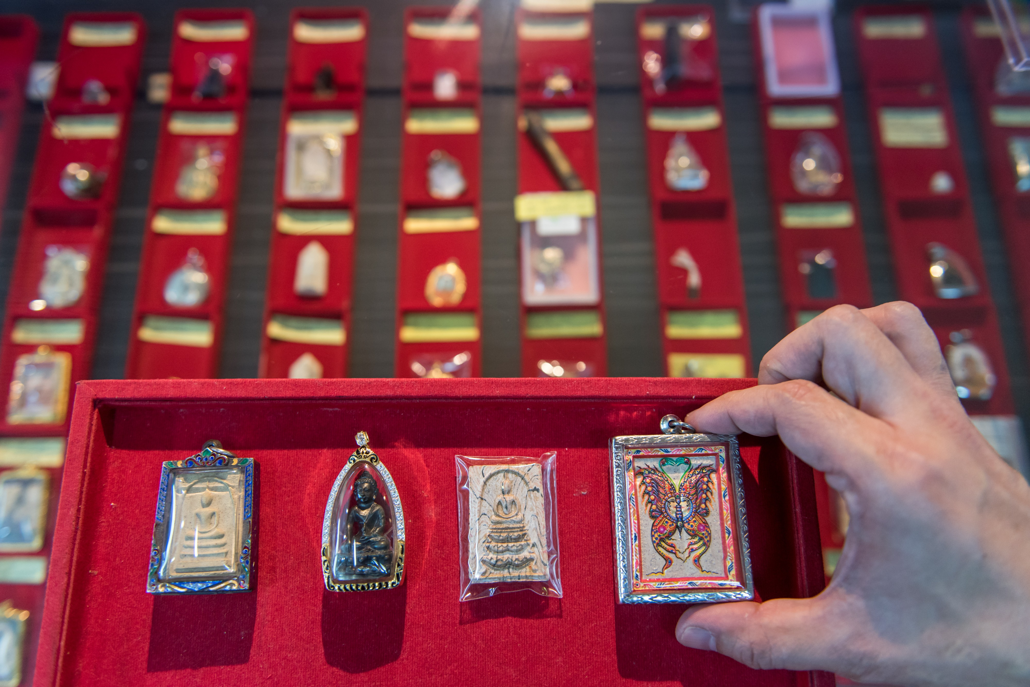 The occult shops of Singapore: talismans, corpse oil and