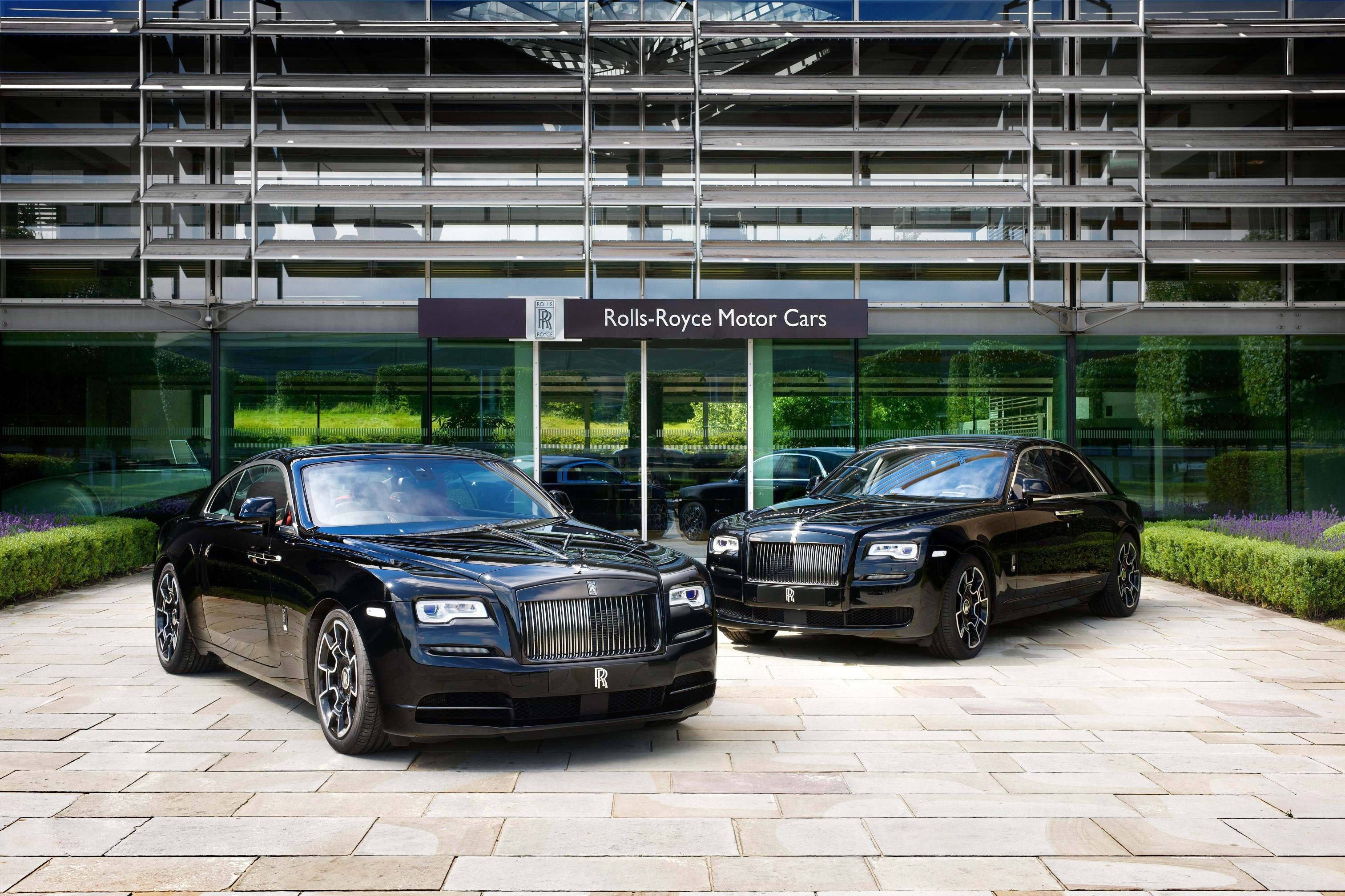 If Darth Vader Were To Own A Rolls Royce It Ll Probably Look Something Like This South China Morning Post