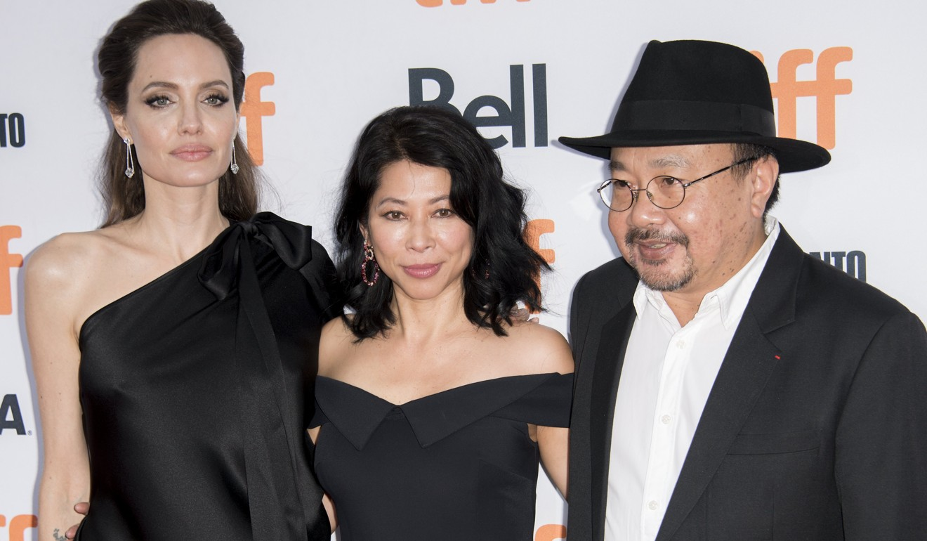"""themes on first they killed my father Ung said that they watched first they killed my father and, """"they can't stop watching it they know that angie and all those who made the film made it with love, and also made it to honor the lives of not only those lost, but also the lives of those who survived."""