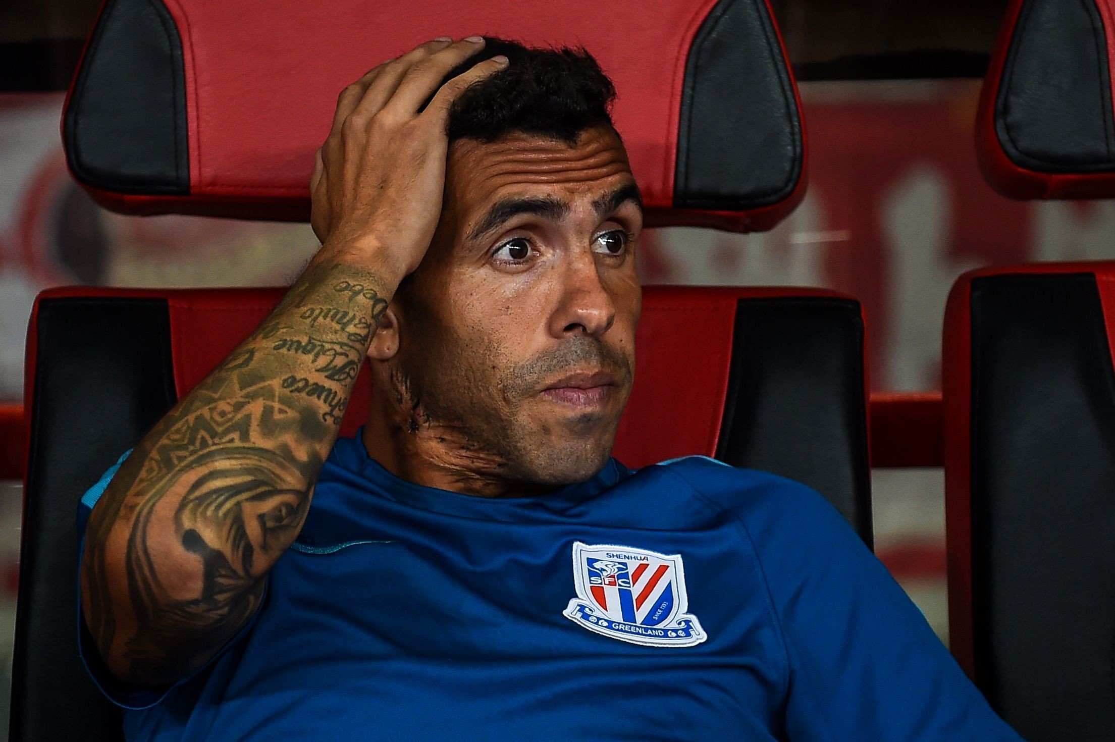 the best attitude 3f58e 421f7 Why the latest 'Carlos Tevez slams Chinese football' stories ...