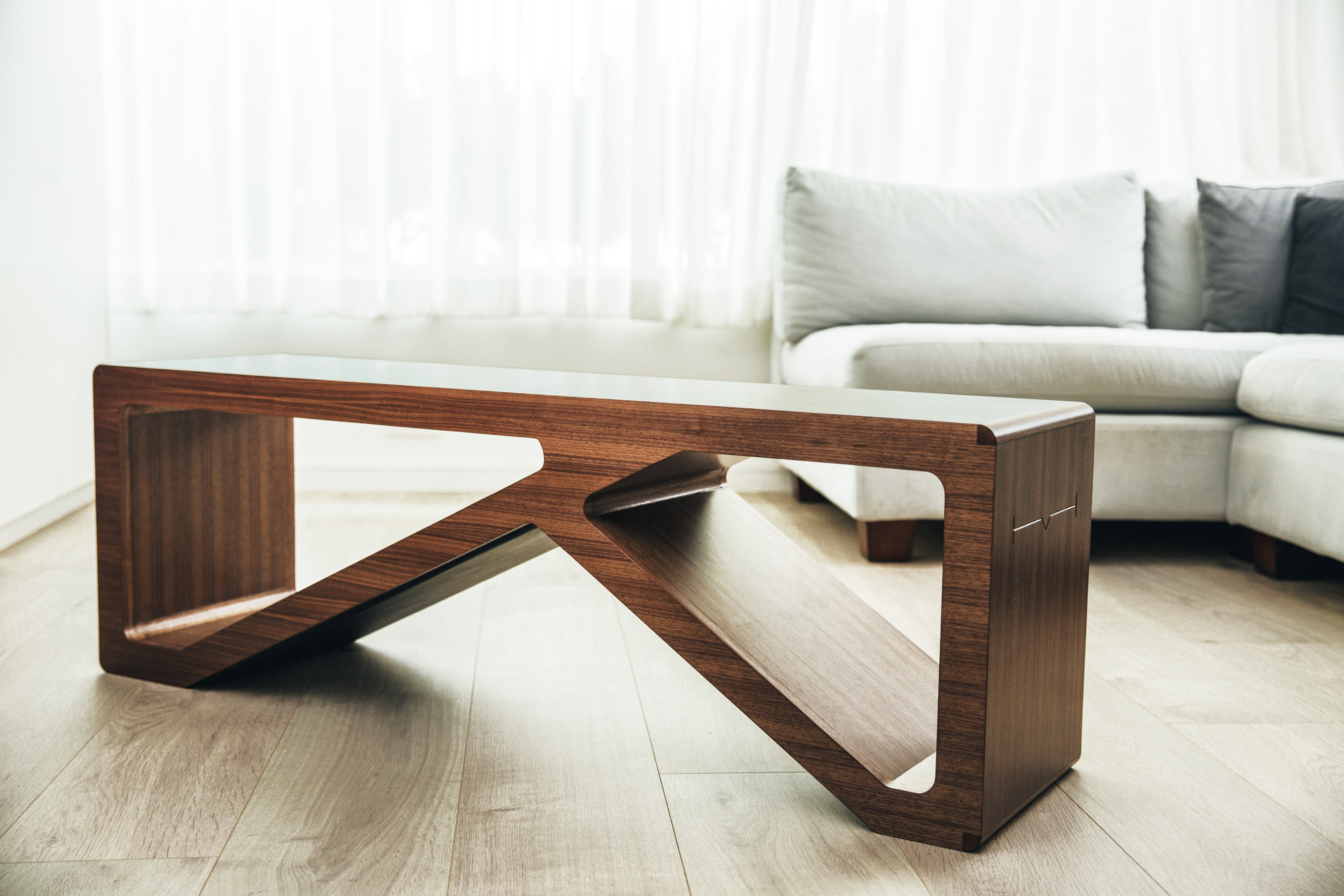 - A Coffee Table That Doubles As An Exercise Bench? Fitness