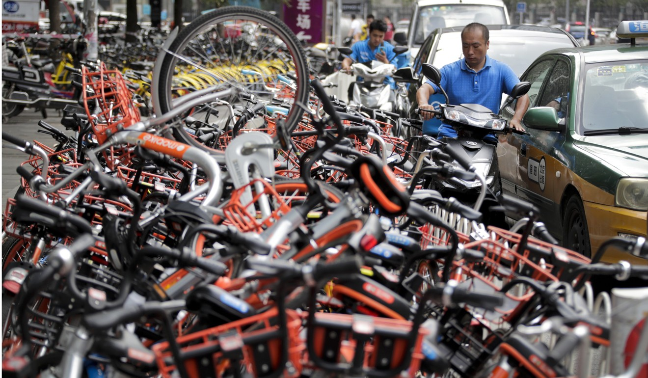 Are China S Bike Sharing Services Oversharing This Week