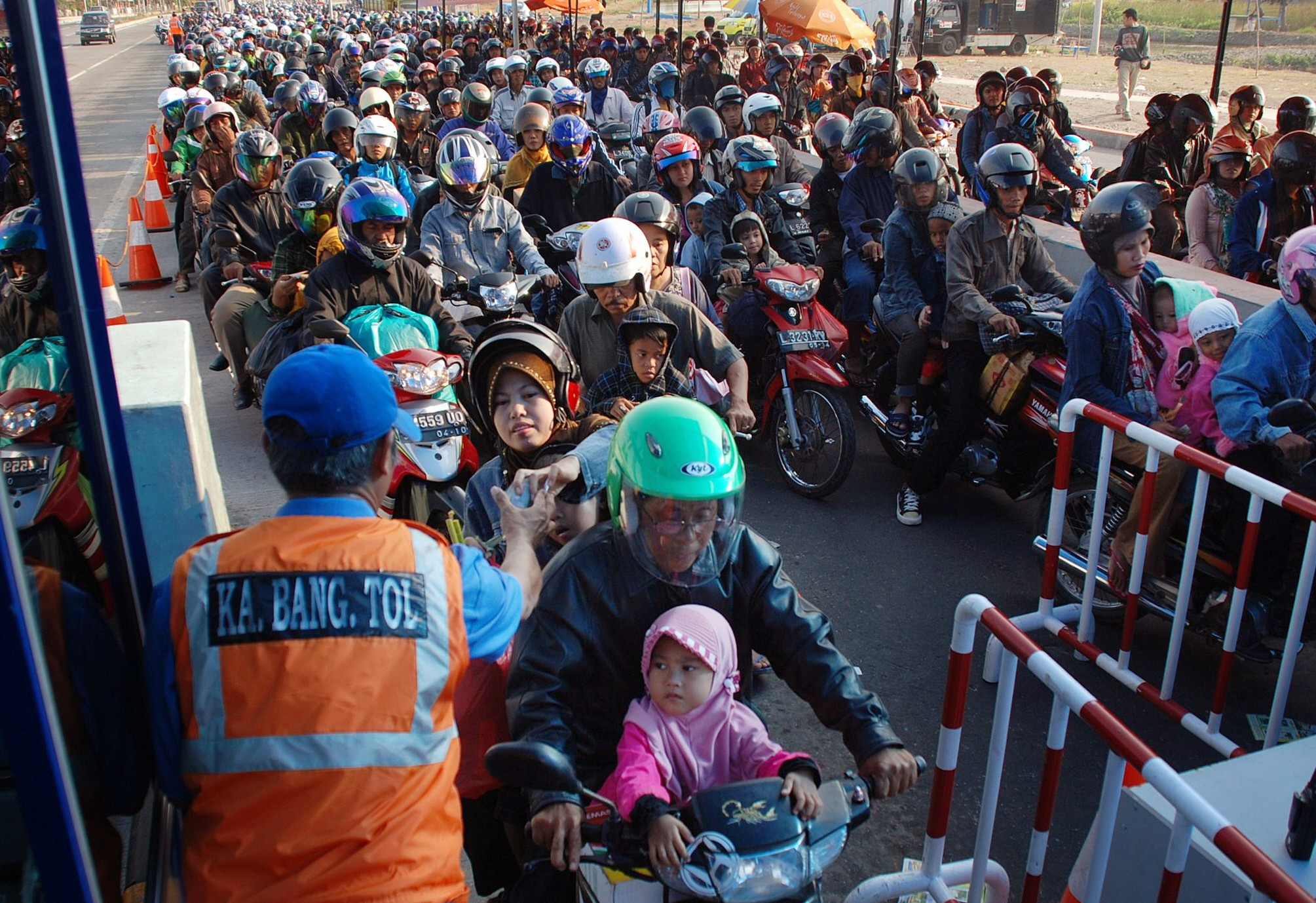 End of the road for Indonesia's motorbikes? | South China