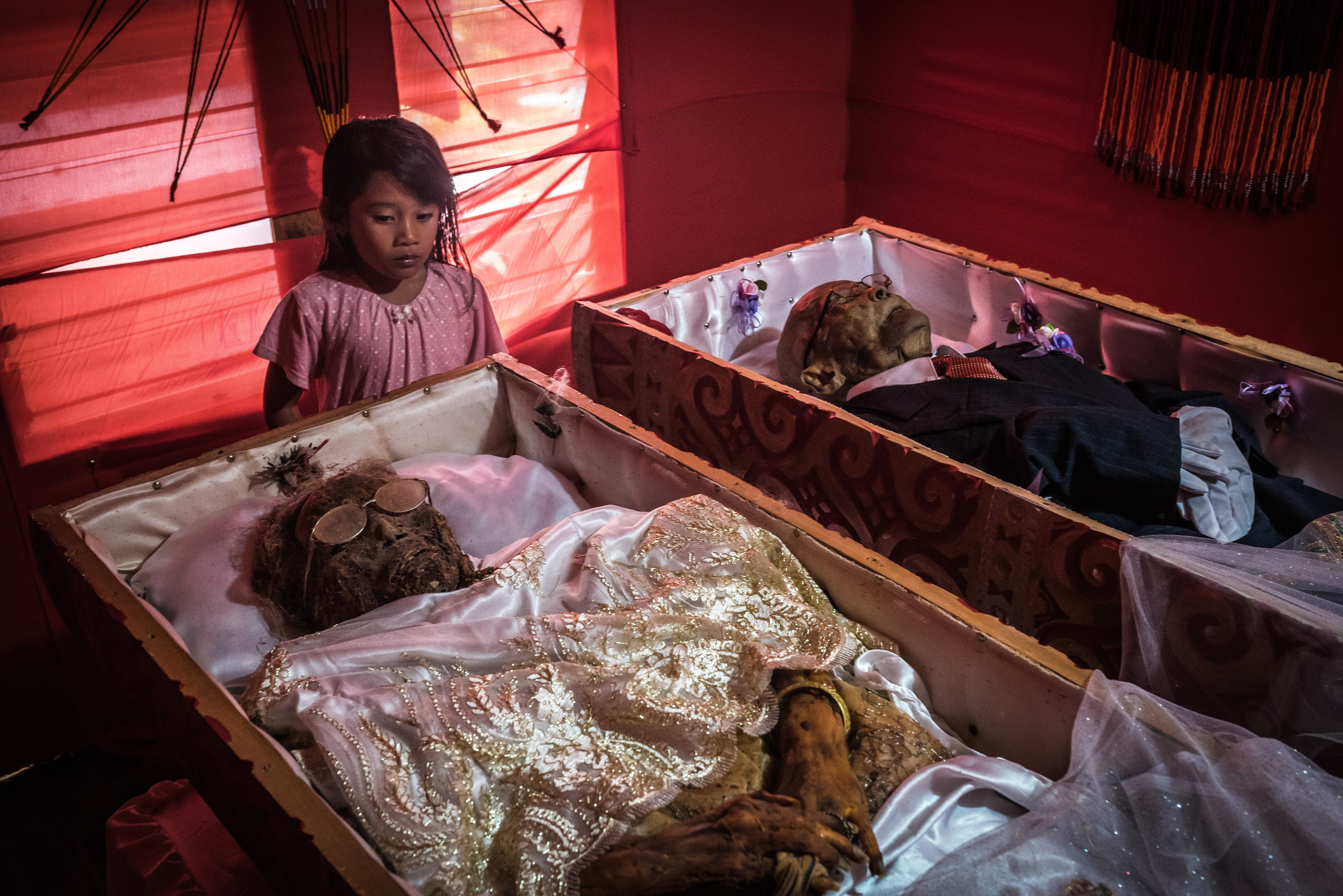 Living with corpses: how Indonesia's Toraja people deal with their dead  Post Magazine  South