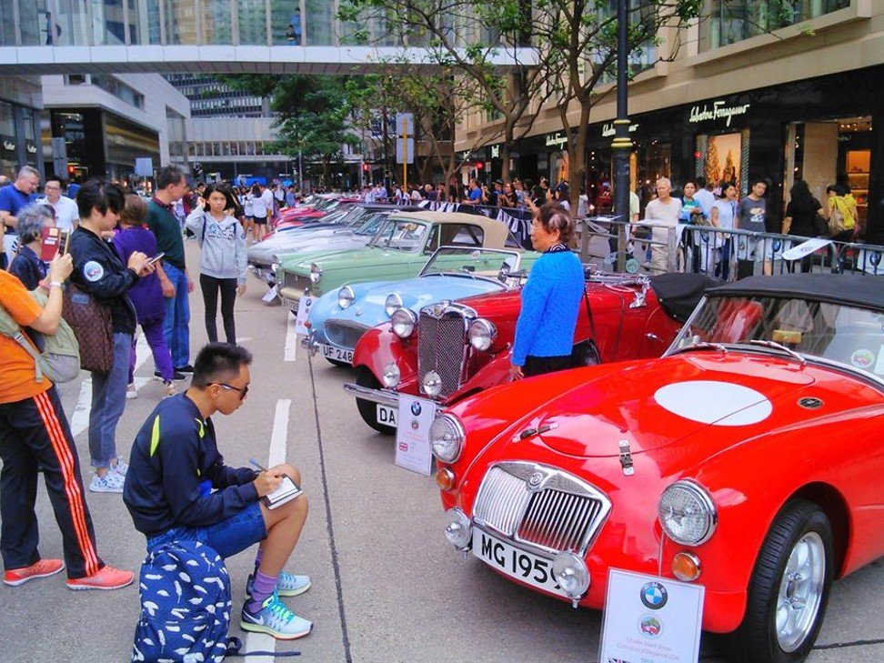 Seven Big Events For Hong Kong Car And Bike Enthusiasts Coming Up - Classic car shows near me