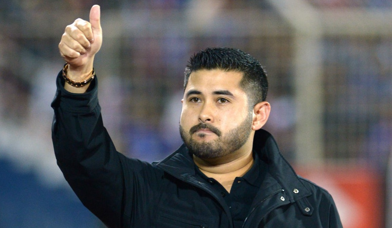 The Crown Prince of Johor – the southernmost state in Peninsular Malaysia – Tunku Ismail Sultan Ibrahim is also the head of the Malaysian Football Association.