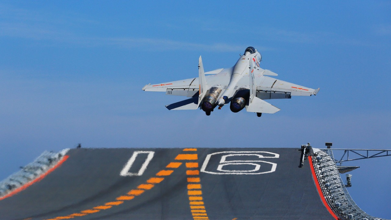 Breakthrough to power most advanced jet launch system on China's second home-grown aircraft carrier