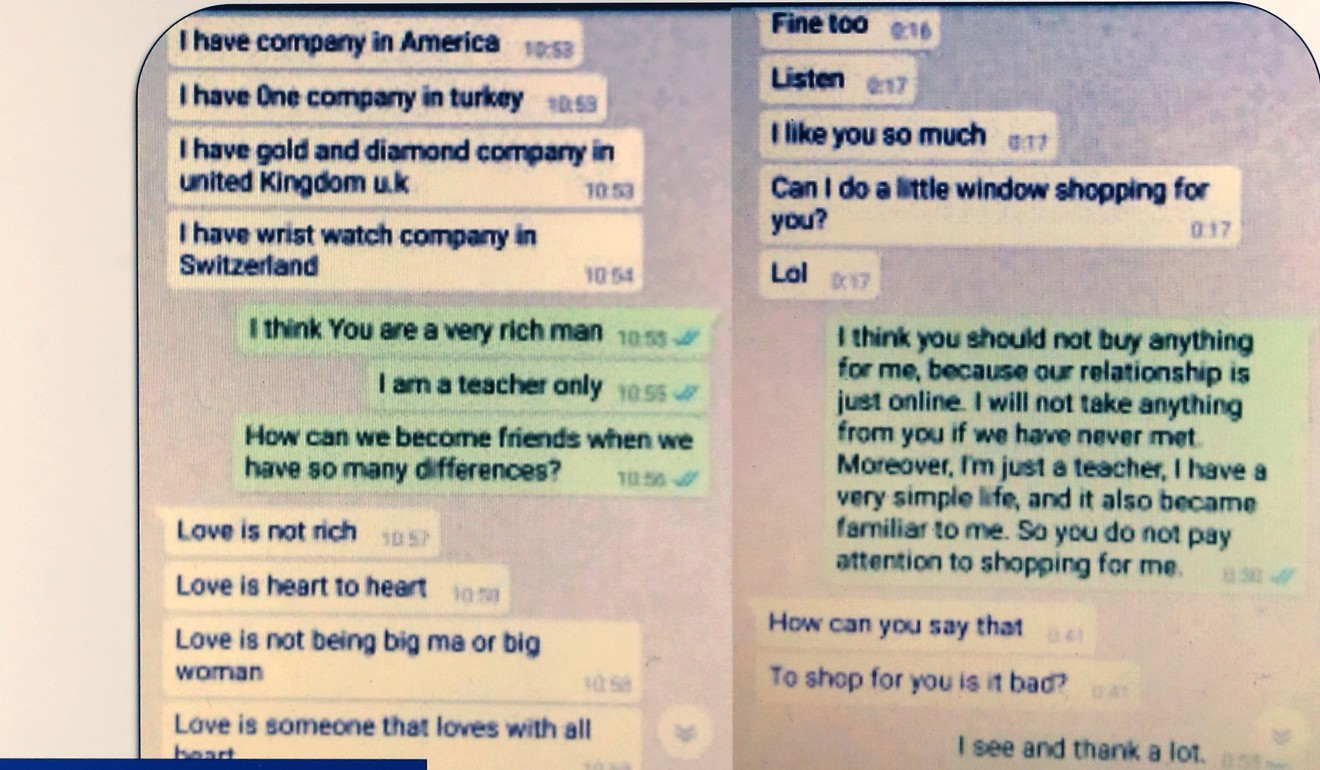 Dating site scams malaysia dating a med school student
